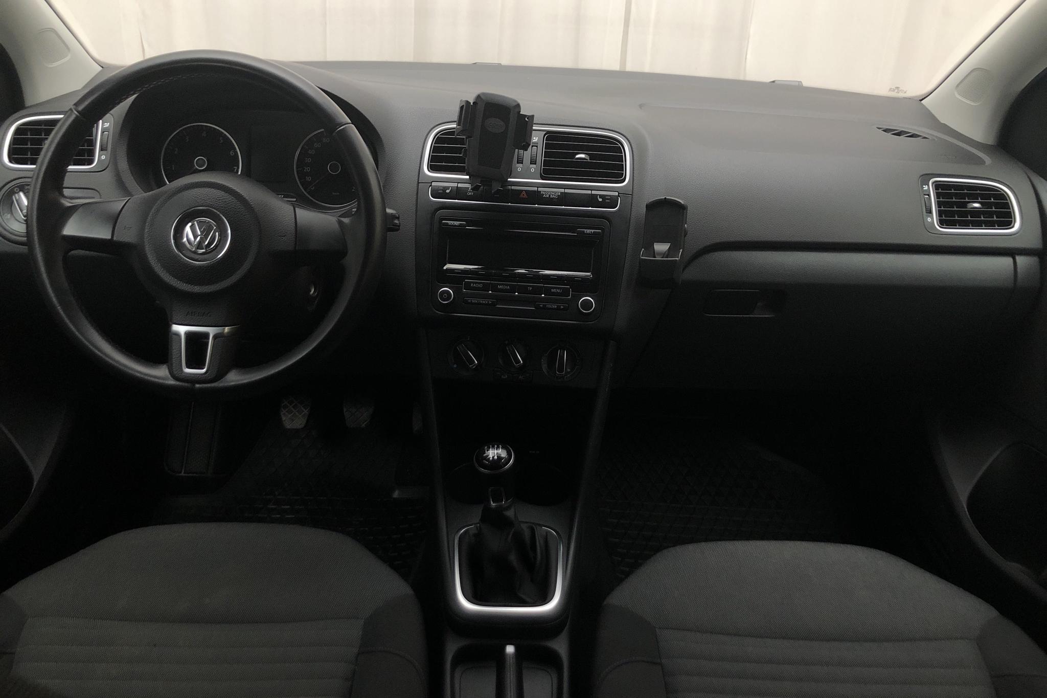 VW Polo 1.4 5dr (85hk) - 78 810 km - Manual - white - 2014