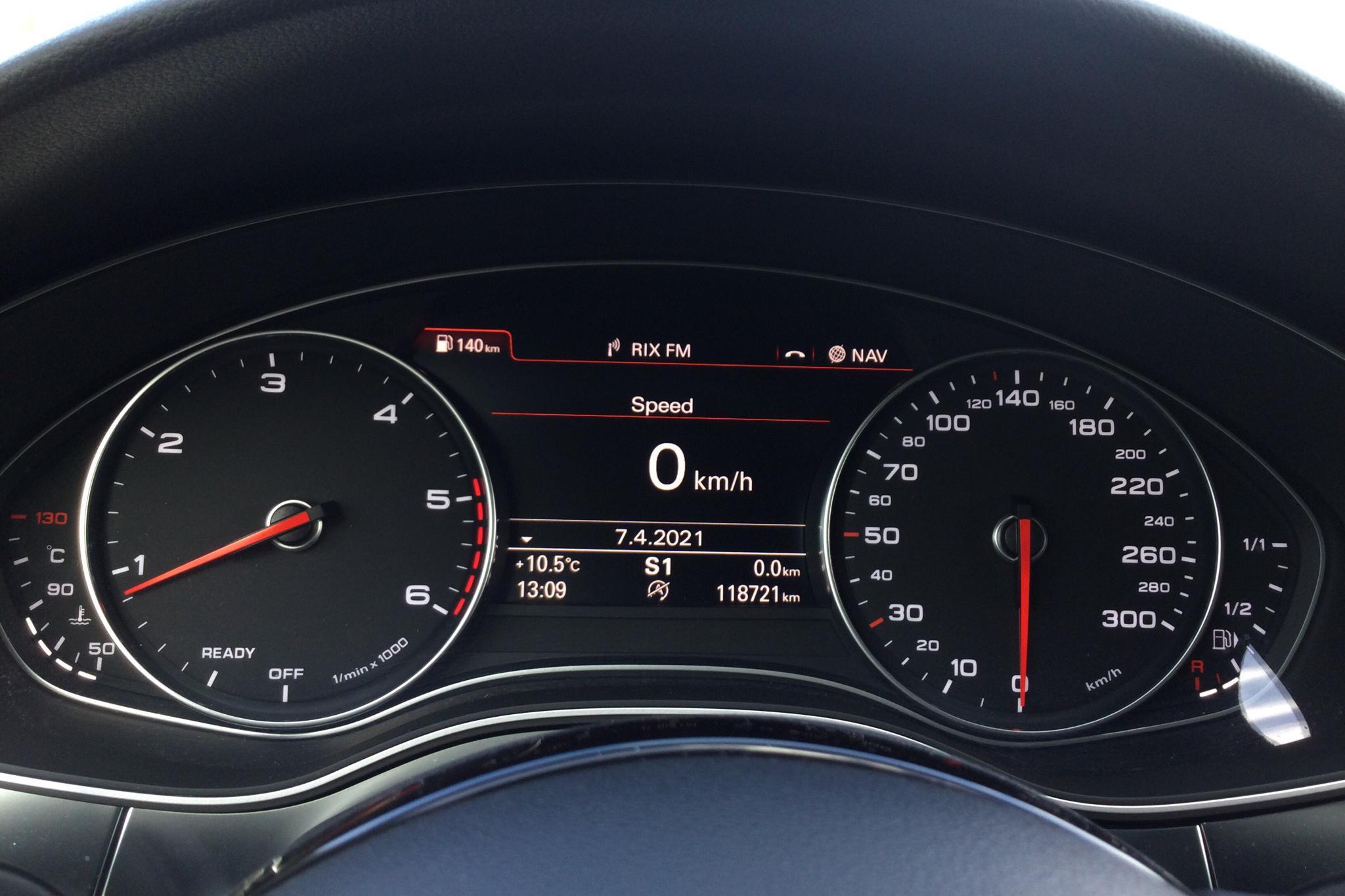 Audi A6 2.0 TDI Avant (190hk) - 11 872 mil - Automat - vit - 2018