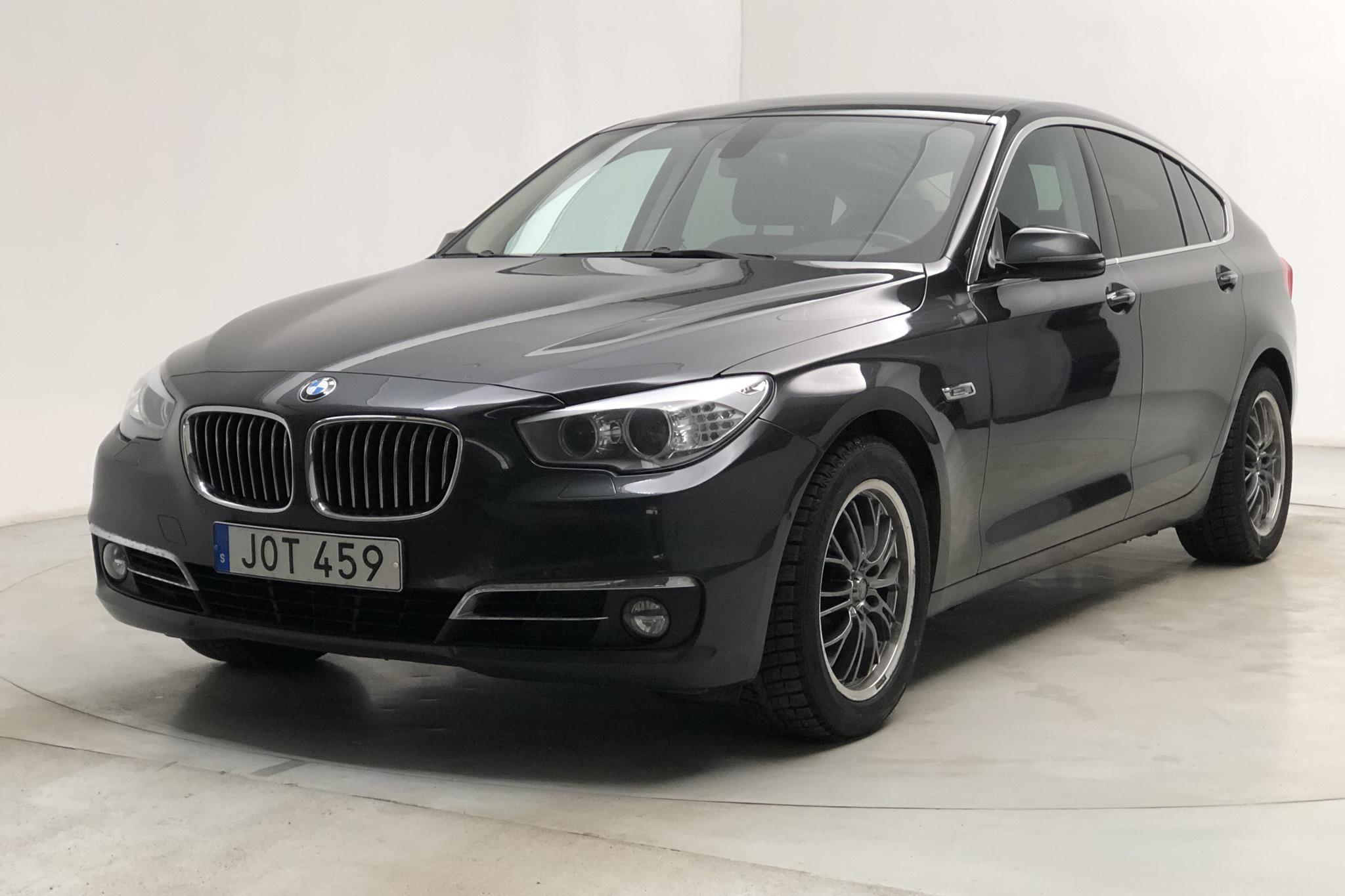 BMW 520d GT, F07 (184hk) - 115 150 km - Automatic - gray - 2015