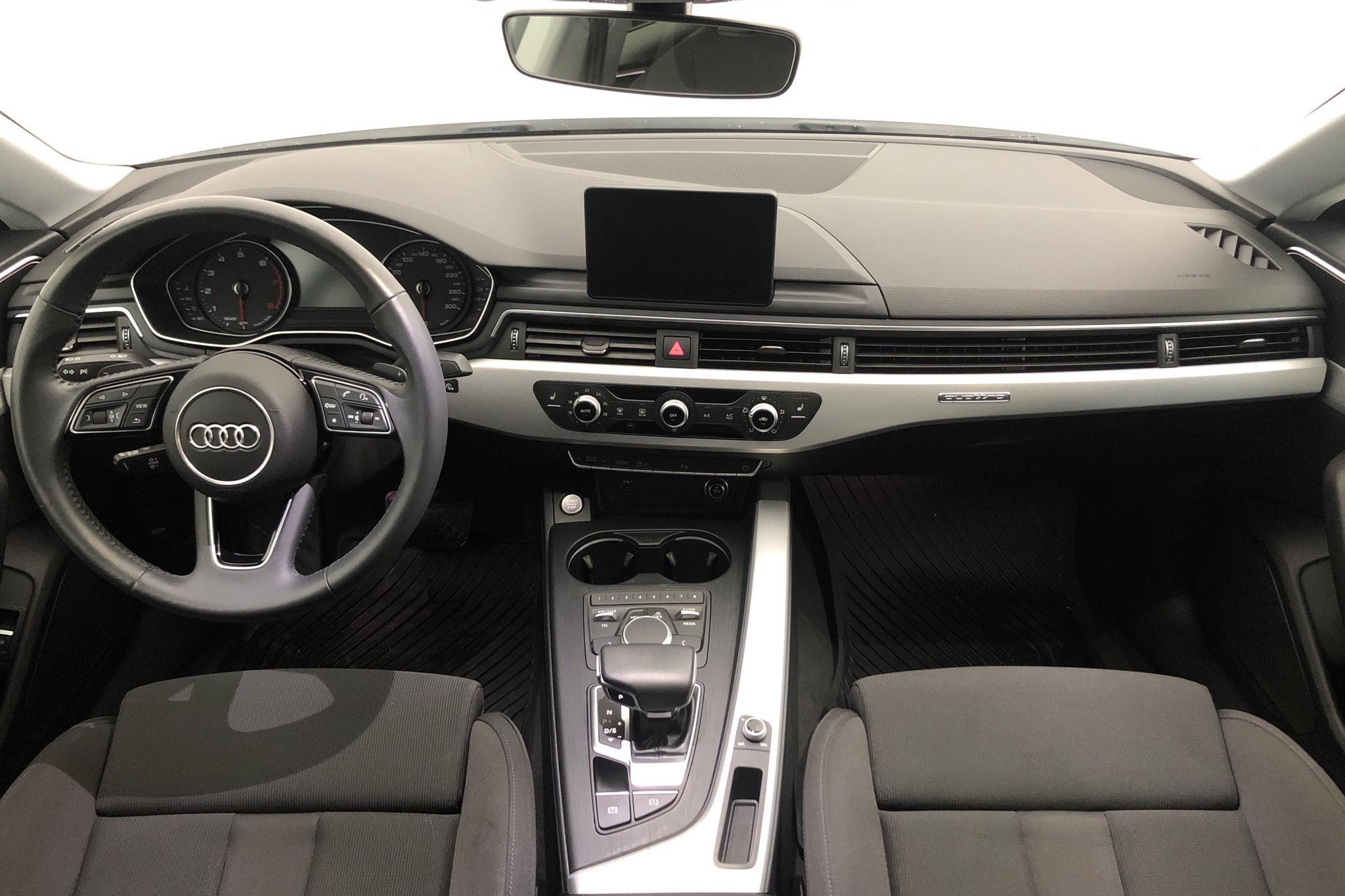 Audi A5 Sportback 45 TFSI quattro (245hk) - 13 370 km - Automatic - white - 2019