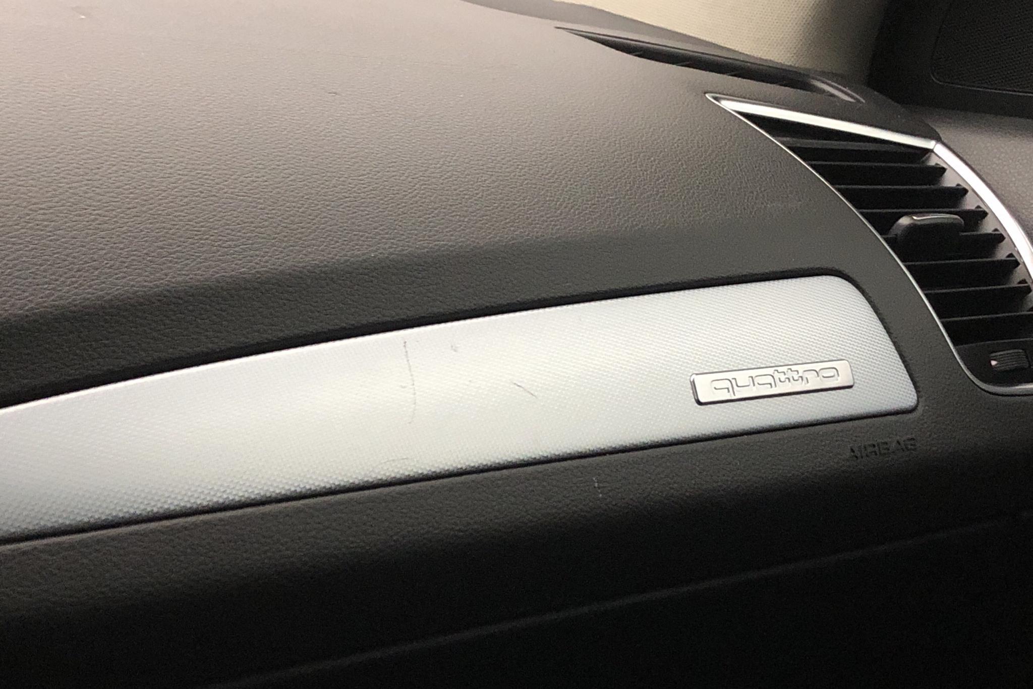 Audi Q5 2.0 TDI quattro (170hk) - 22 824 mil - Automat - brun - 2011