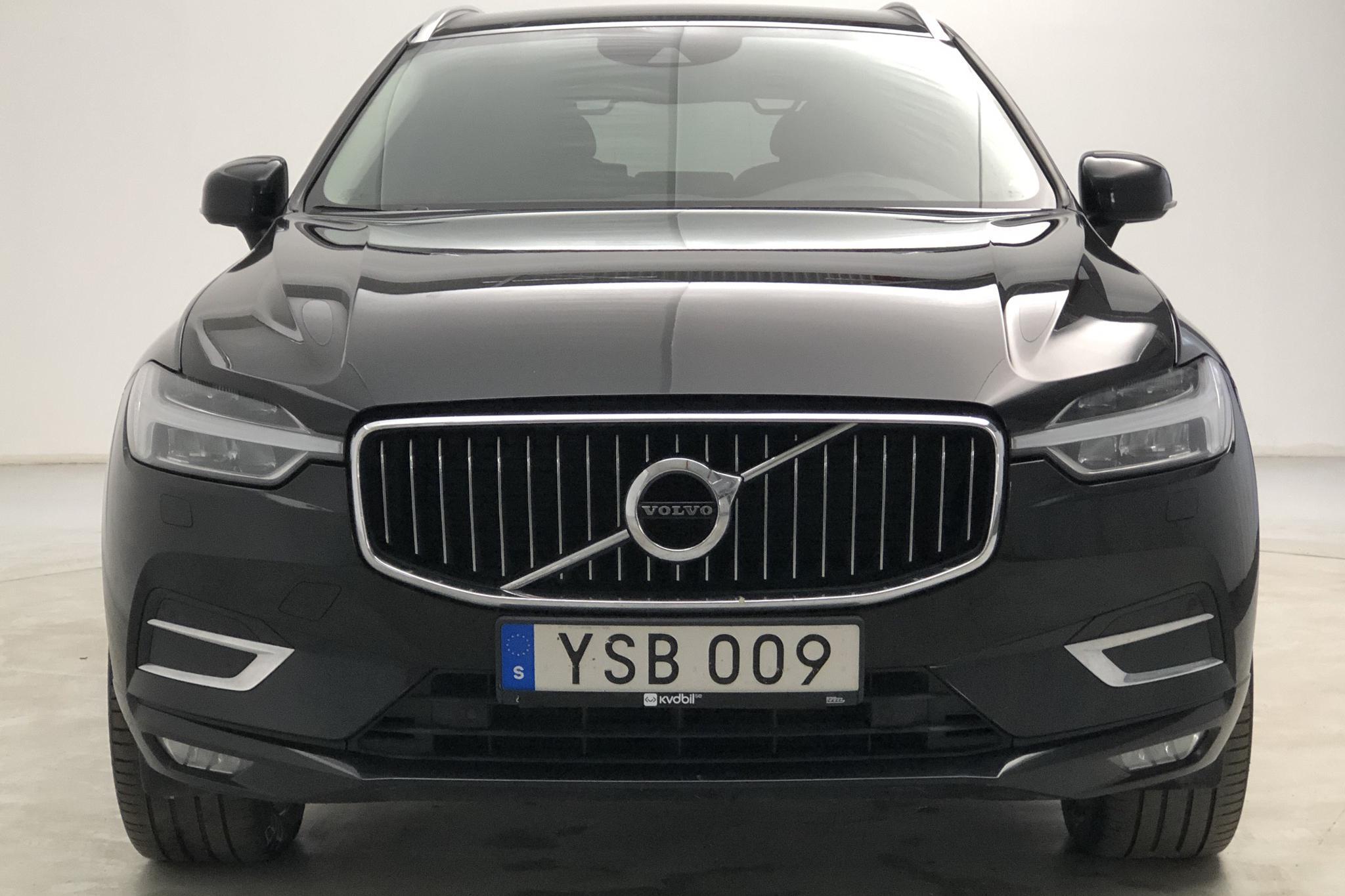 Volvo XC60 D4 AWD (190hk) - 14 403 mil - Automat - svart - 2018