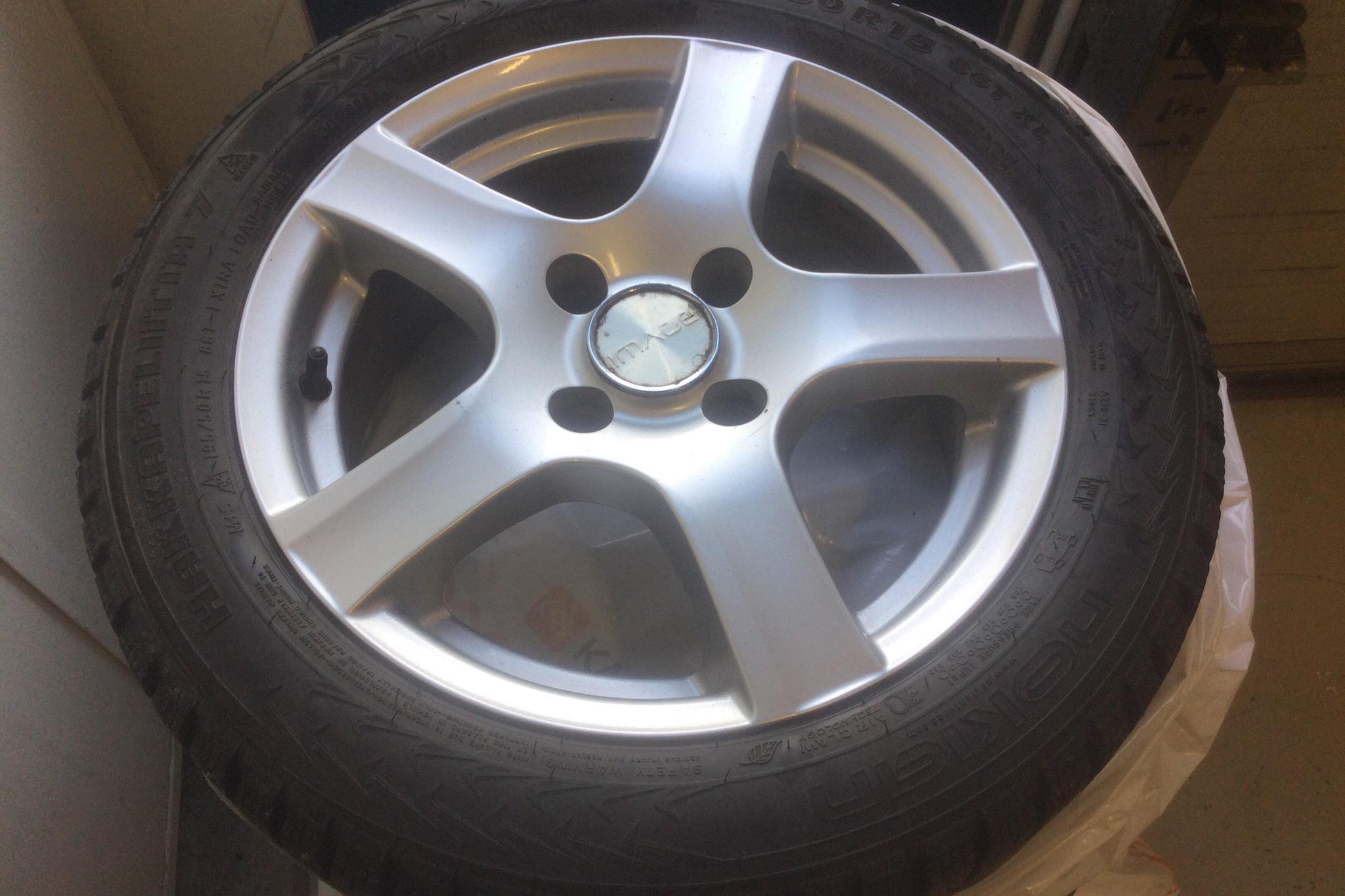 Ford Fiesta 1.0 5dr (80hk) - 47 480 km - Manual - red - 2015
