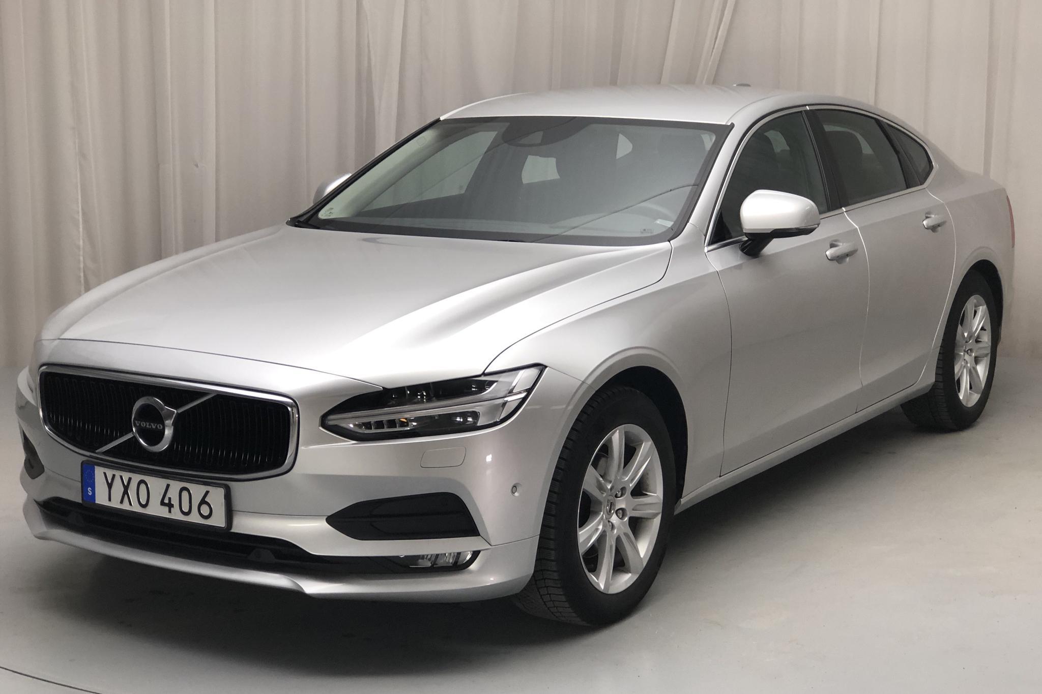 Volvo S90 D4 (190hk) - 5 291 mil - Automat - silver - 2018