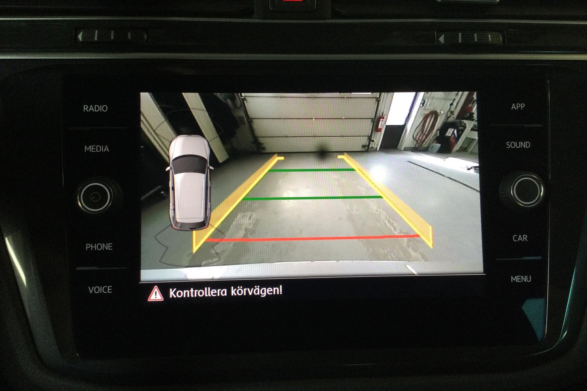 VW Tiguan 1.4 TSI 4MOTION (150hk) - 142 190 km - Automatic - silver - 2018