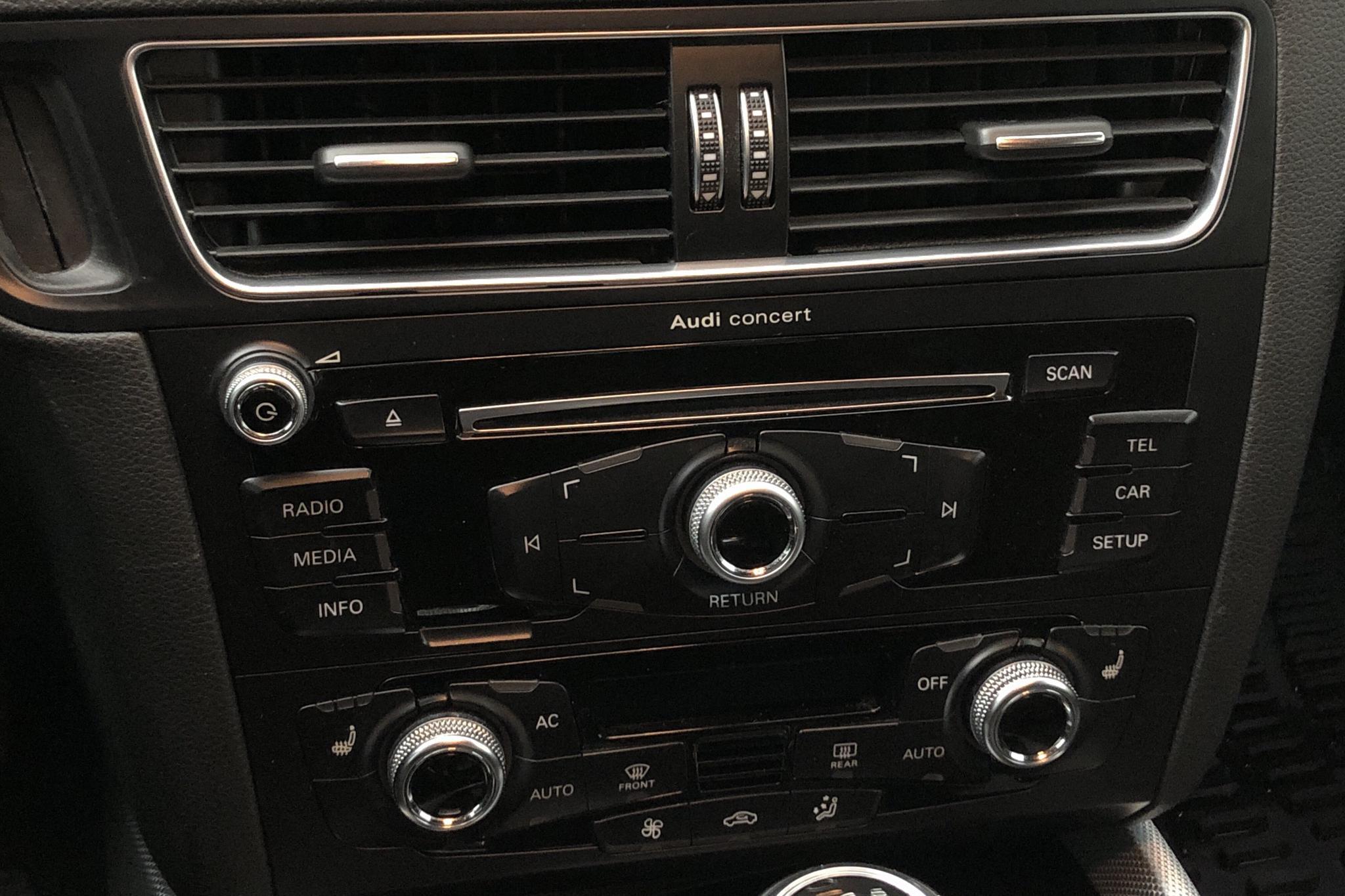 Audi Q5 2.0 TDI quattro (177hk) - 13 262 mil - Manuell - vit - 2013