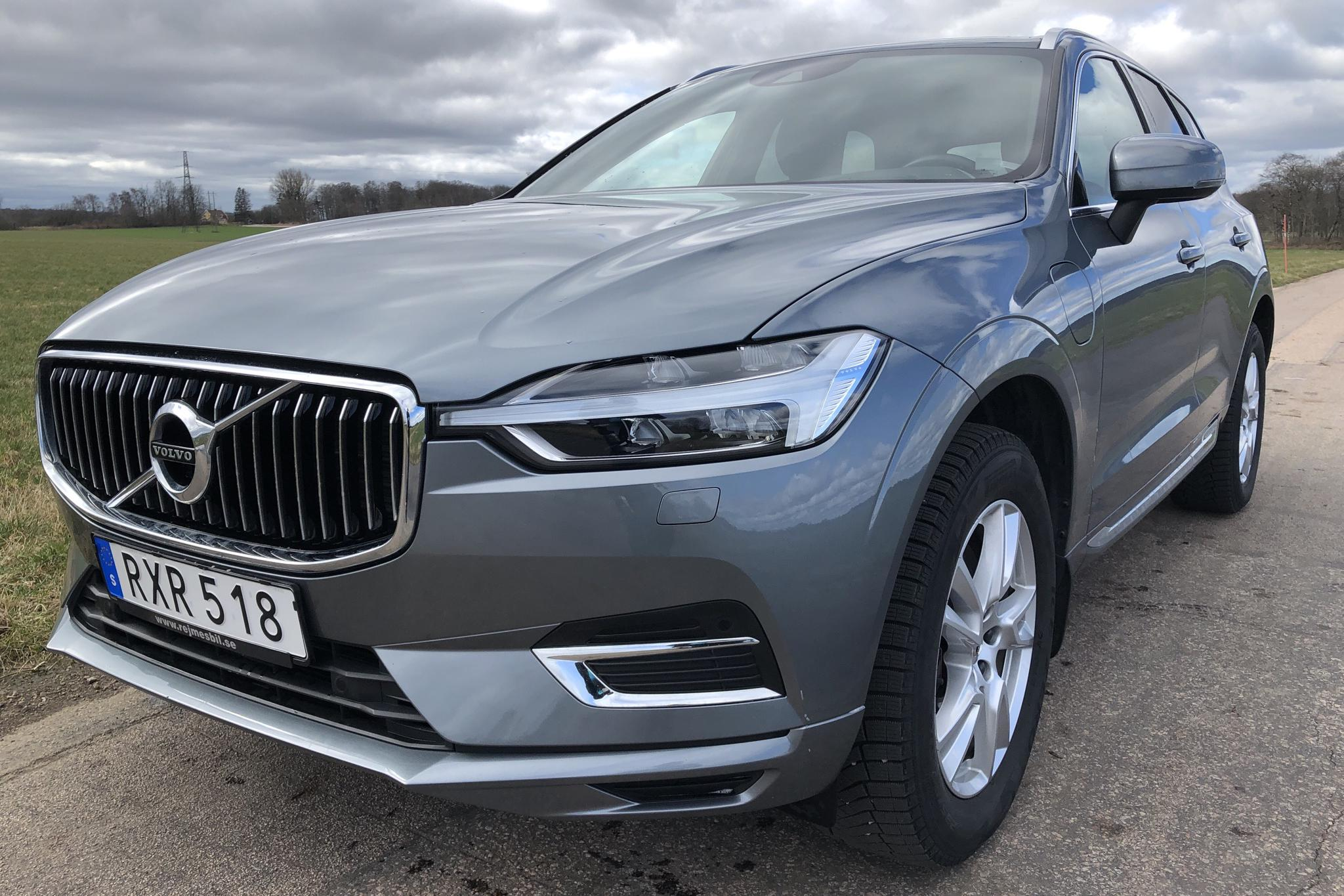 Volvo XC60 T8 AWD Twin Engine (390hk) - 34 780 km - Automatic - gray - 2019