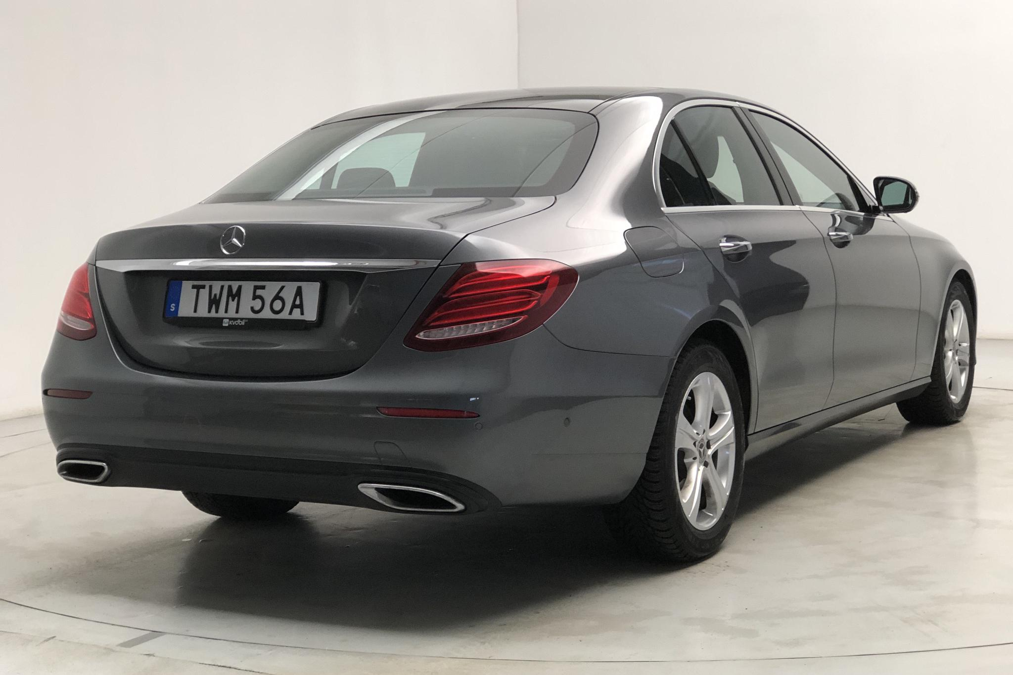 Mercedes E 220 d HVO Sedan W213 (163hk) - 14 170 km - Automatic - gray - 2020