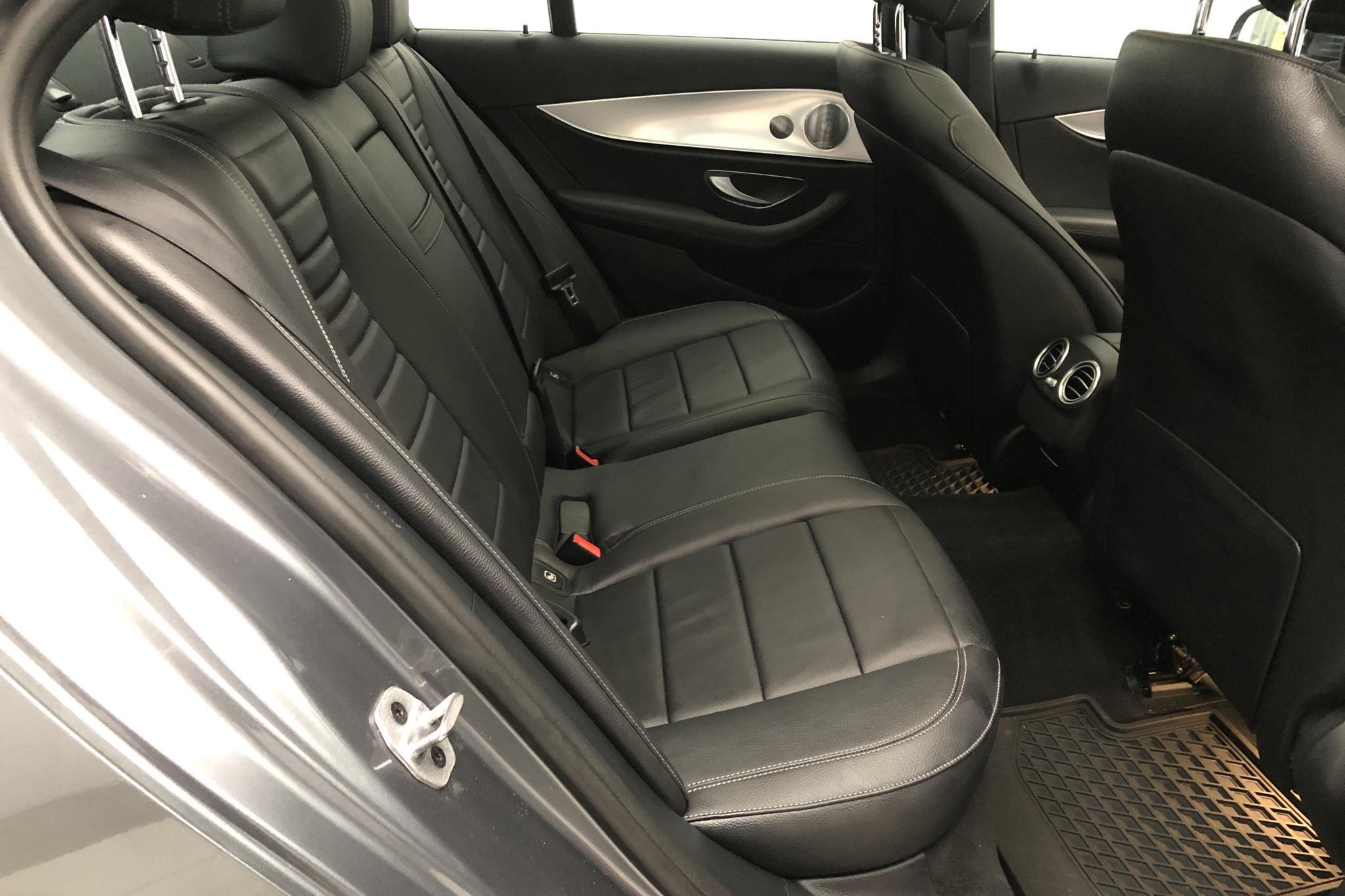 Mercedes E 220 d HVO Sedan W213 (163hk) - 1 417 mil - Automat - grå - 2020