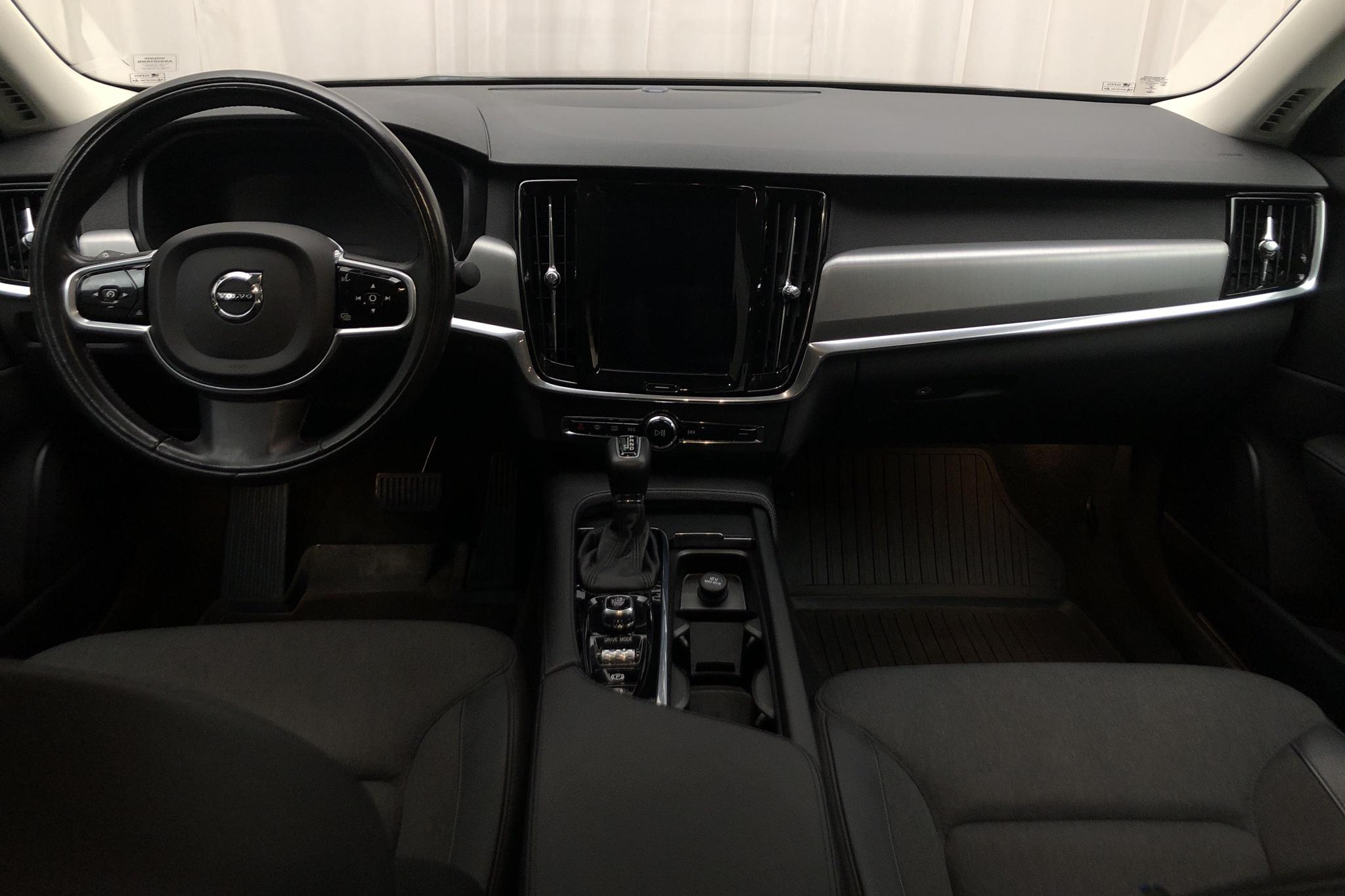 Volvo S90 D4 (190hk) - 89 970 km - Automatic - Dark Brown - 2018