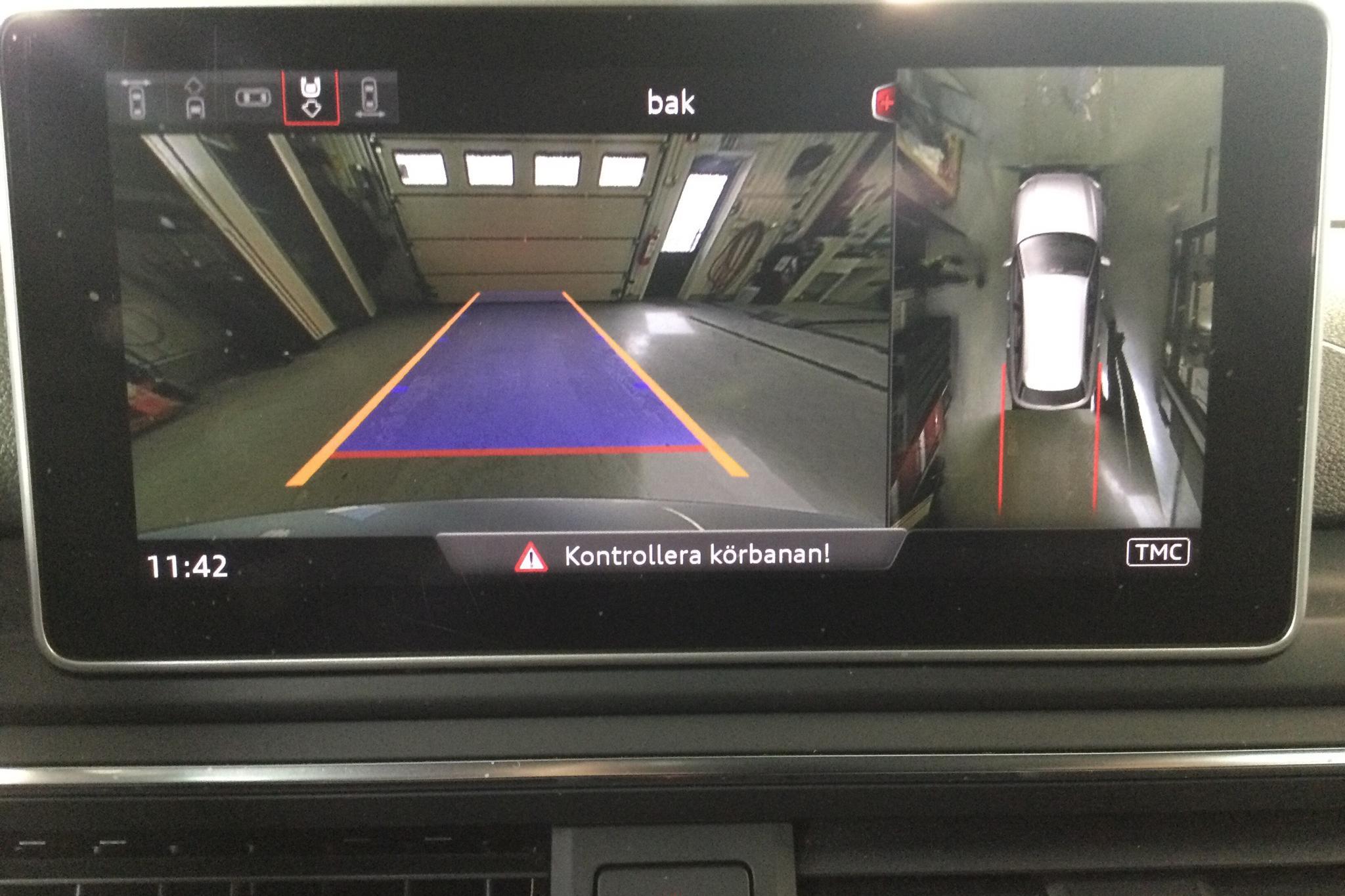 Audi A4 Allroad 3.0 TDI quattro (218hk) - 14 795 mil - Automat - silver - 2017