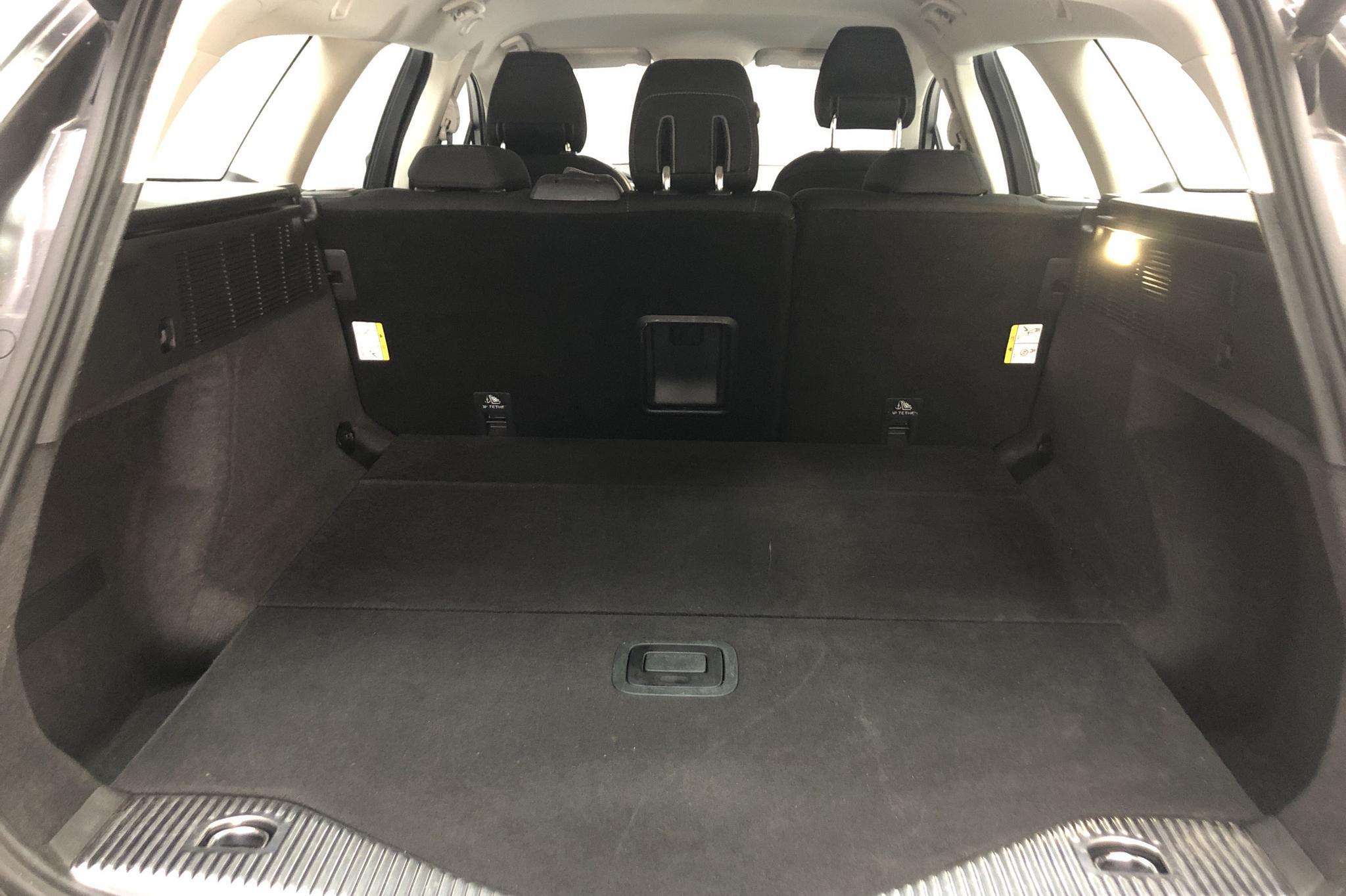 Ford Mondeo 2.0 TDCi Kombi (150hk) - 136 650 km - Automatic - gray - 2015