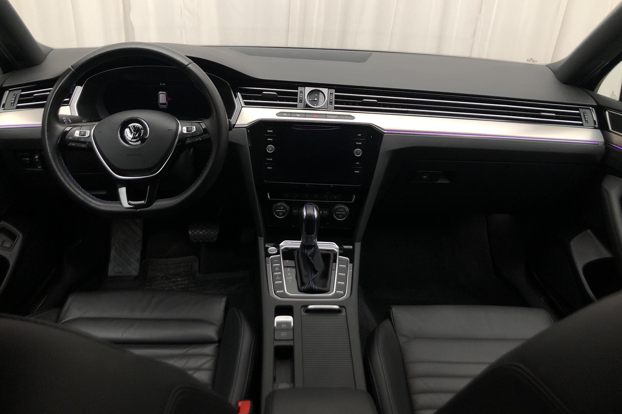 VW Passat 1.4 Plug-in-Hybrid Sportscombi (218hk) - 94 660 km - Automatic - Dark Blue - 2018