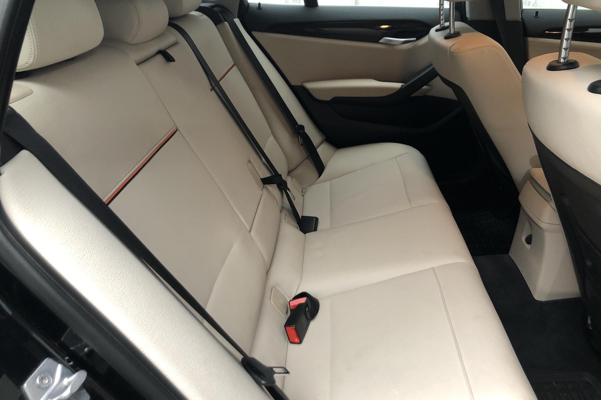 BMW X1 xDrive18d, E84 (143hk) - 9 295 mil - Automat - svart - 2015