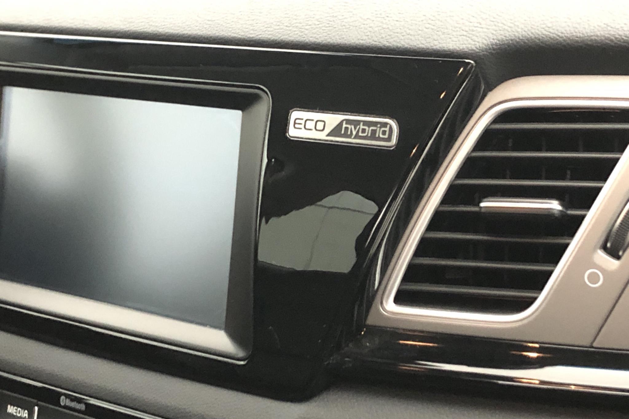KIA Niro Hybrid 1.6 (141hk) - 11 444 mil - Automat - vit - 2018