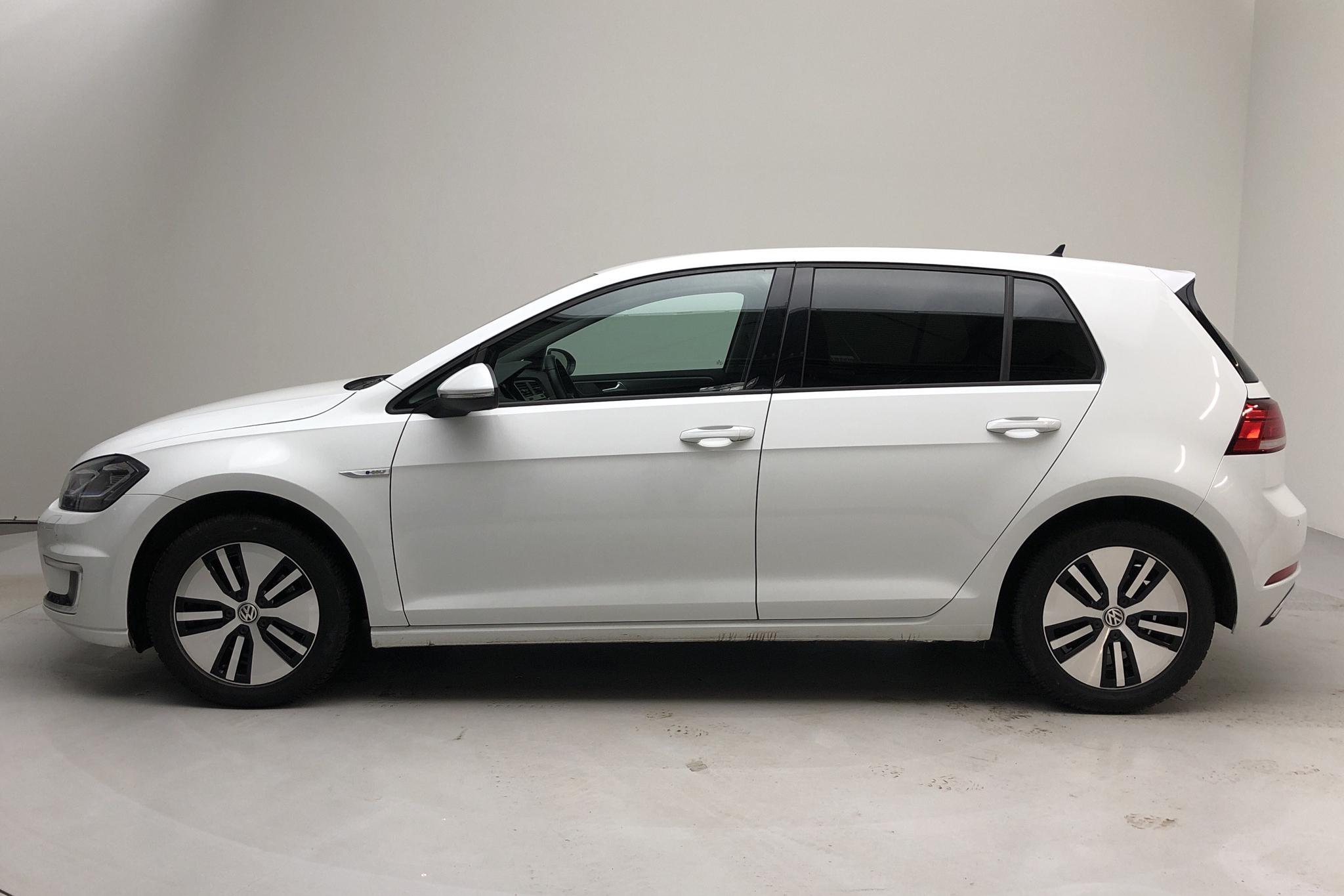 VW e-Golf VII 5dr (136hk) - 5 474 mil - Automat - vit - 2018
