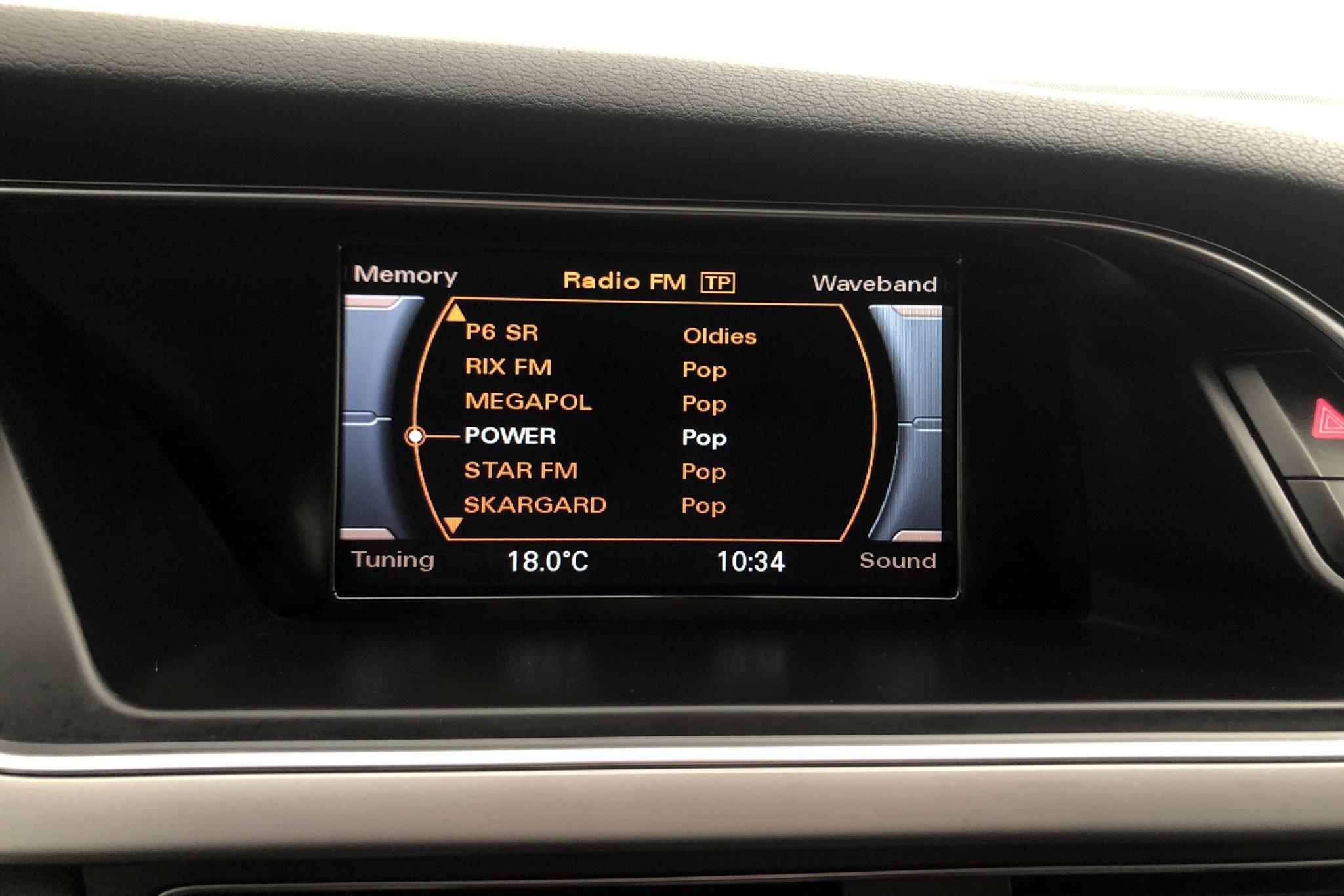 Audi A4 Allroad 2.0 TDI Avant quattro (177hk) - 147 150 km - Automatic - black - 2014