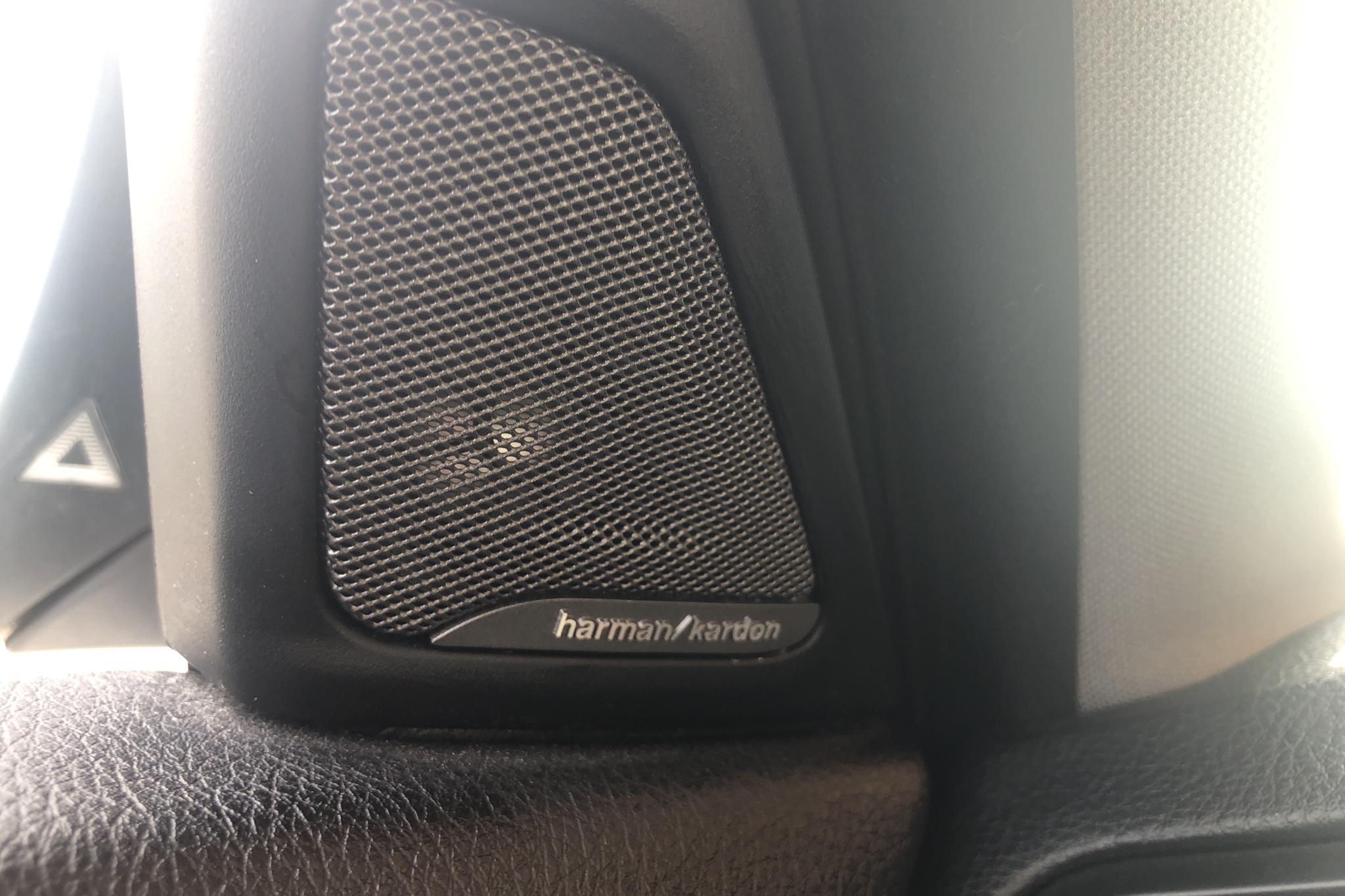 BMW 520d xDrive Touring, F11 (190hk) - 13 874 mil - Automat - vit - 2016