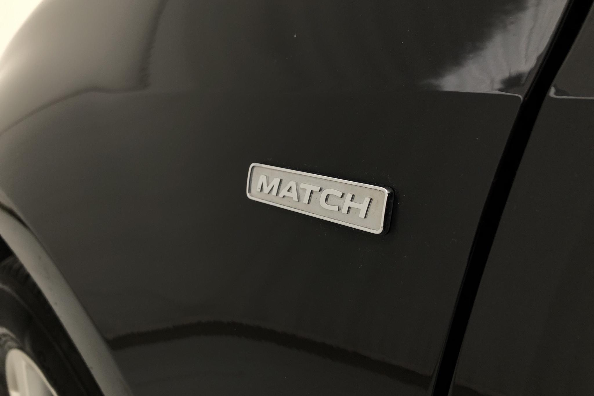 VW Golf VI 1.6 TDI BlueMotion 5dr (105hk) - 164 810 km - Manual - black - 2012