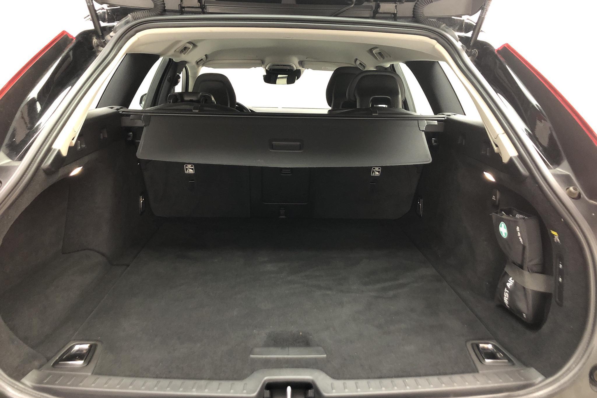 Volvo V90 D3 (150hk) - 5 850 mil - Automat - svart - 2018