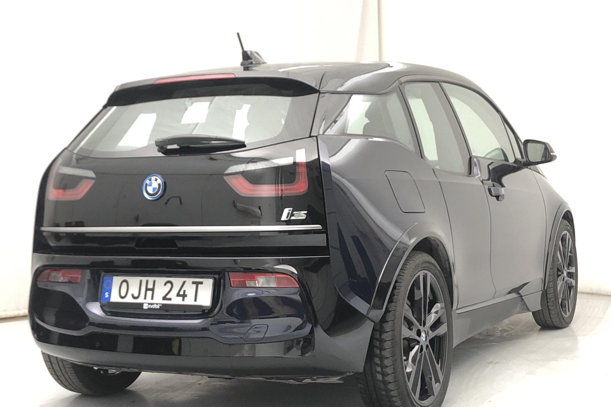 BMW i3s 120Ah, I01 (184hk) - 16 550 km - Automatic - blue - 2020