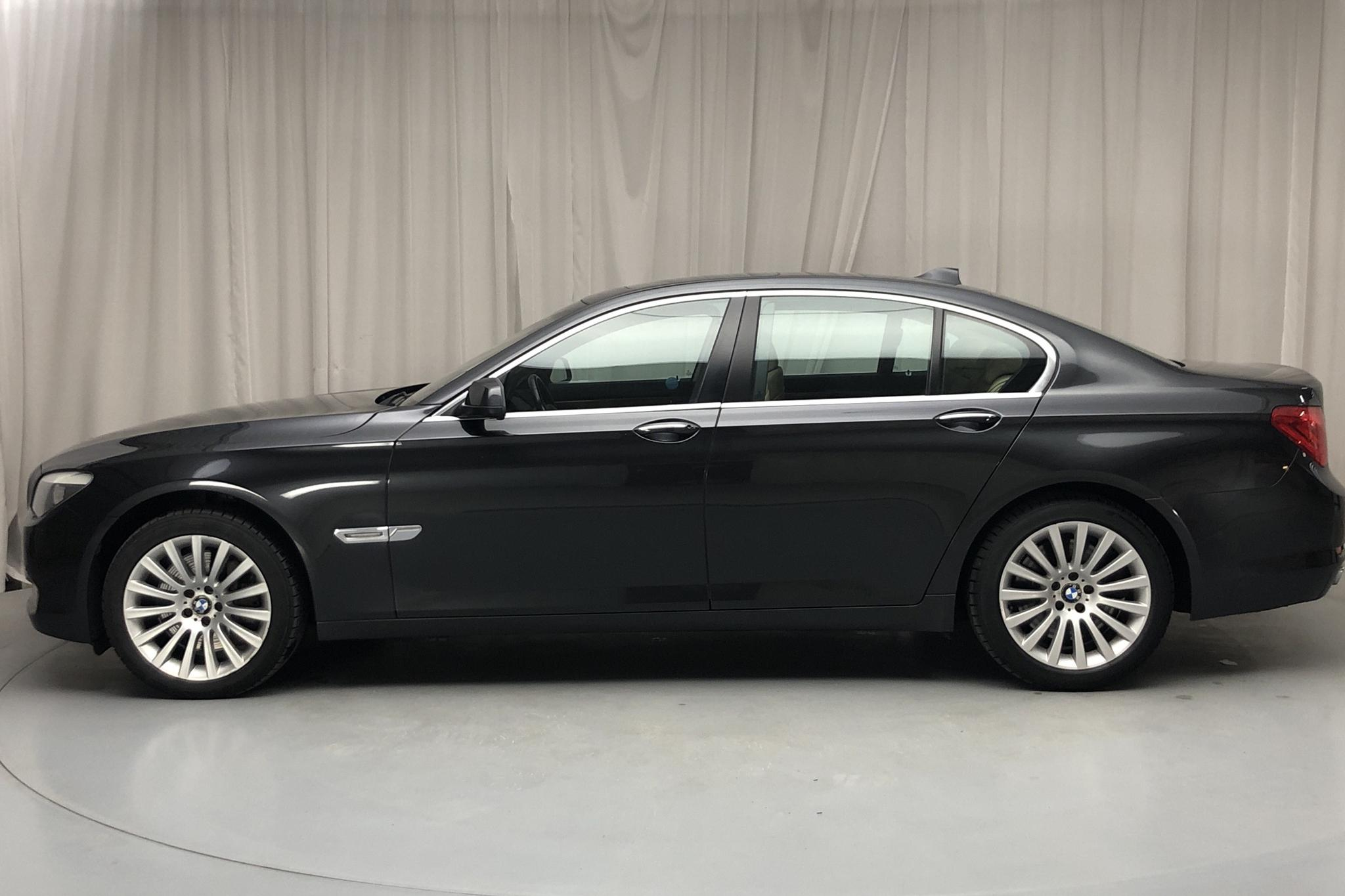 BMW 750i Sedan, F01 (407hk) - 173 970 km - Automatic - black - 2009