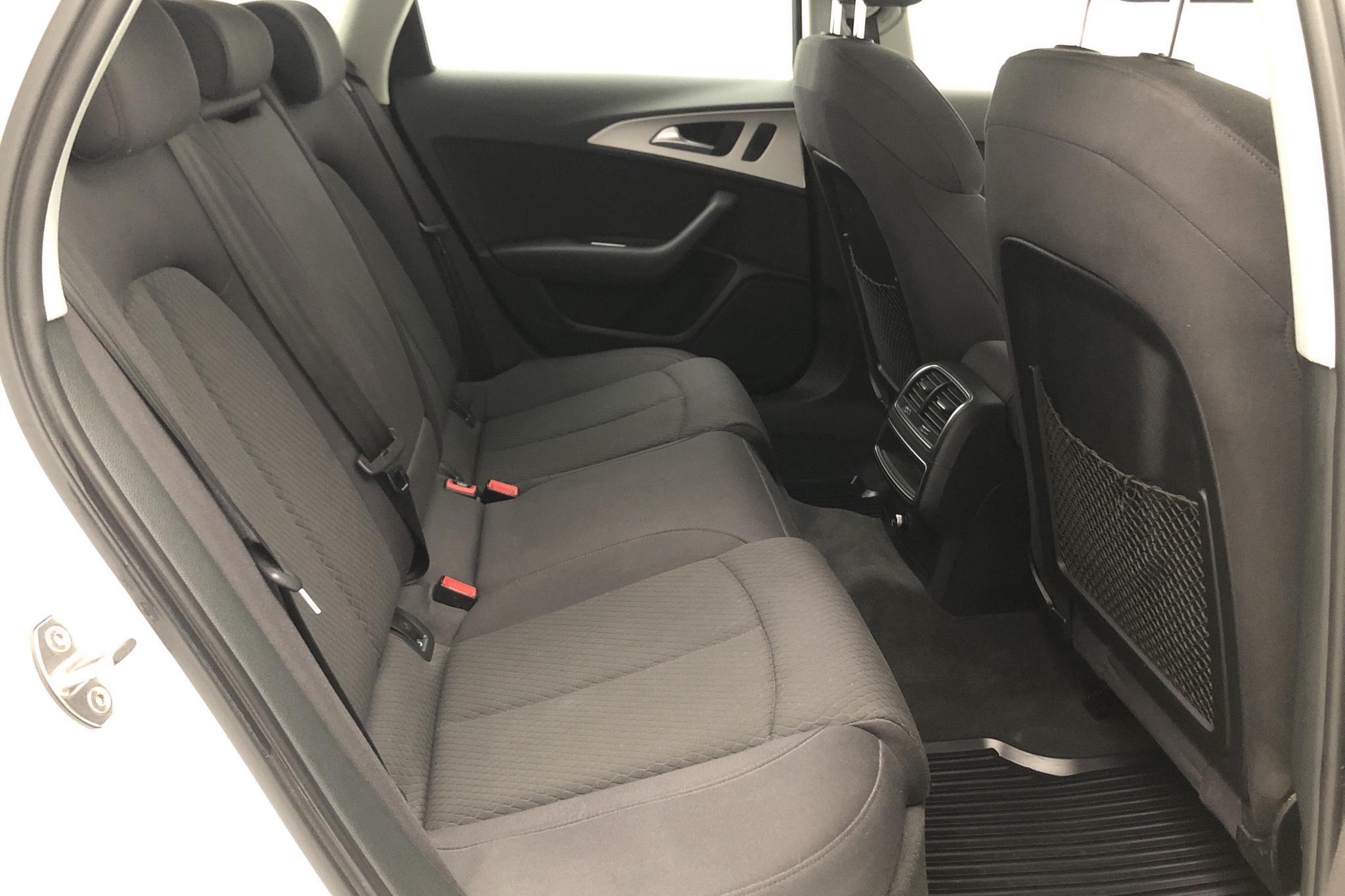 Audi A6 2.0 TDI Avant (190hk) - 13 121 mil - Automat - vit - 2018