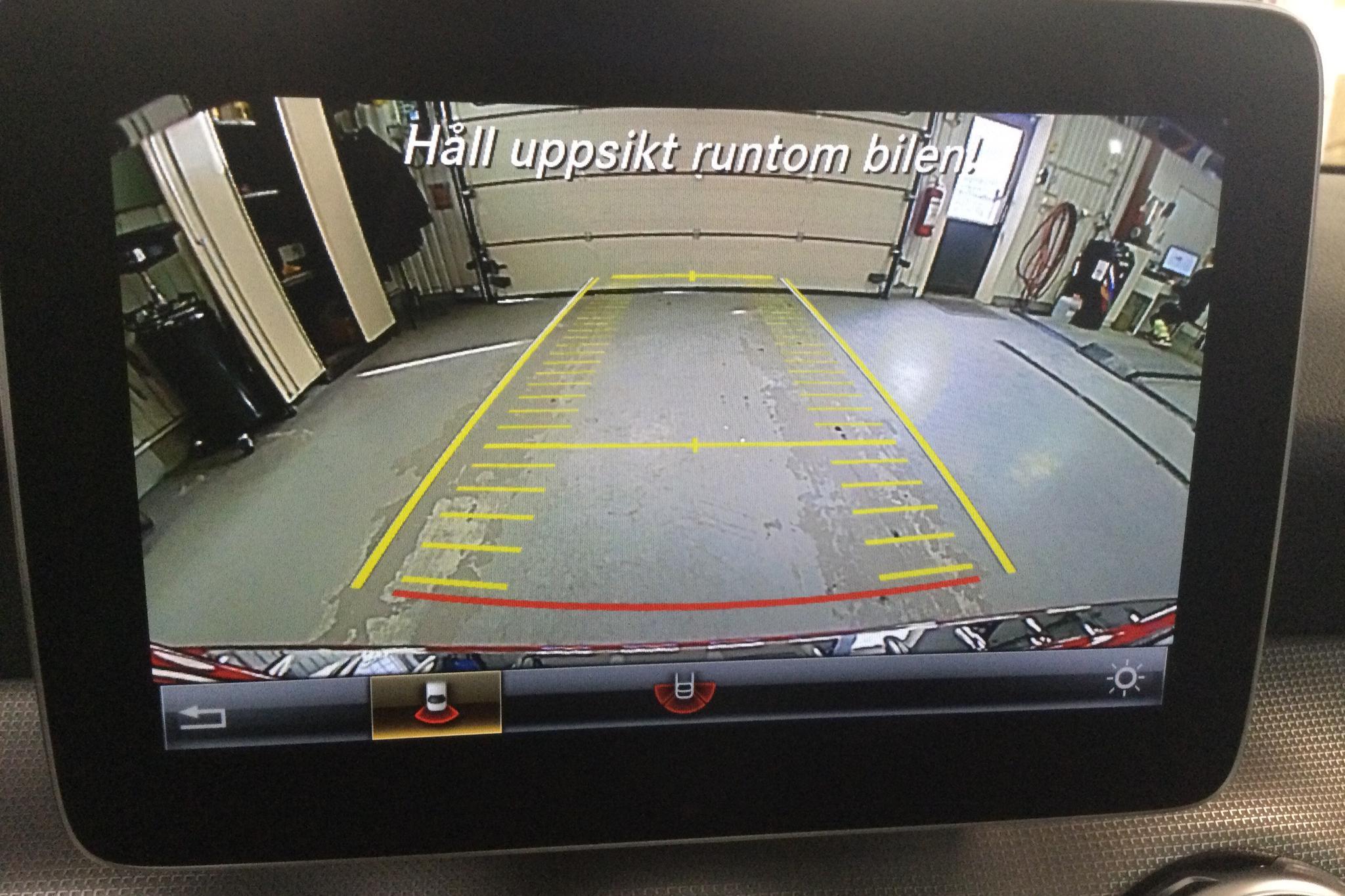 Mercedes GLA 200 X156 (156hk) - 2 040 km - Automatic - red - 2020