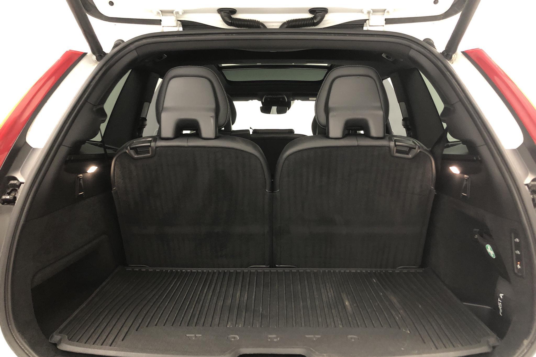 Volvo XC90 D5 AWD (235hk) - 128 570 km - Automatic - white - 2018