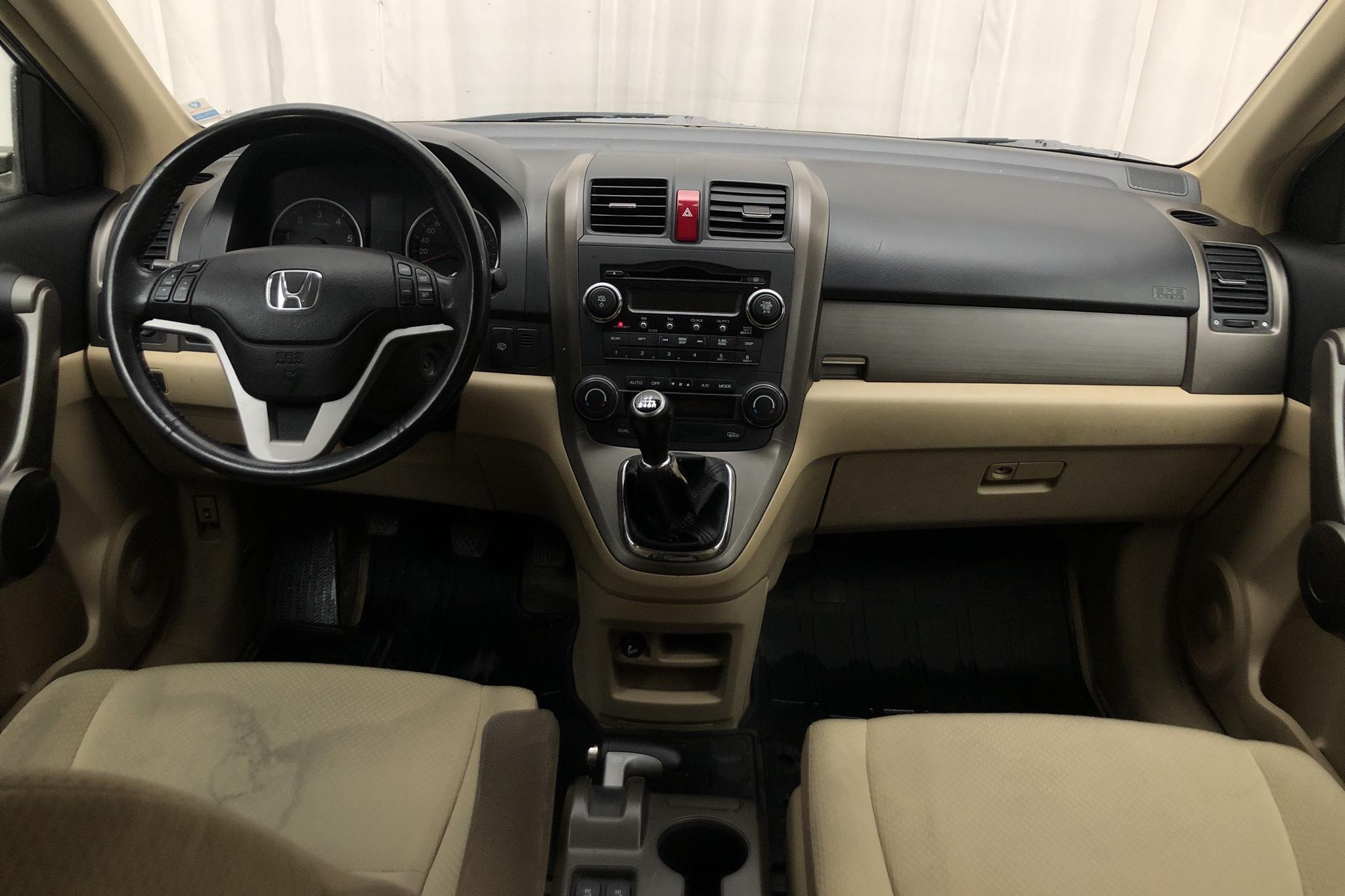 Honda CR-V 2.2 I-CTDI (140hk) - 181 280 km - Manual - Dark Grey - 2008