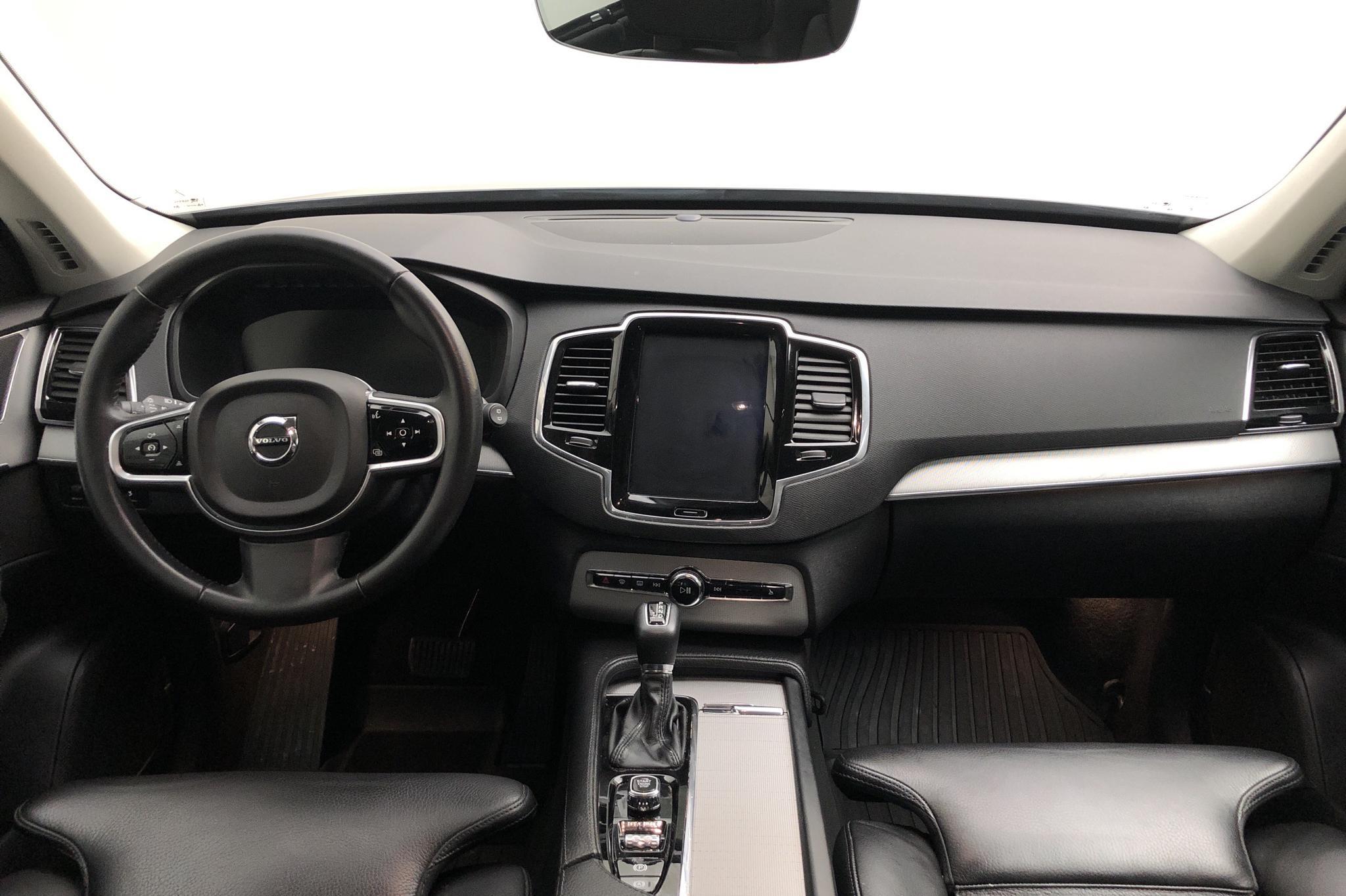 Volvo XC90 D4 AWD (190hk) - 87 220 km - Automatic - gray - 2018