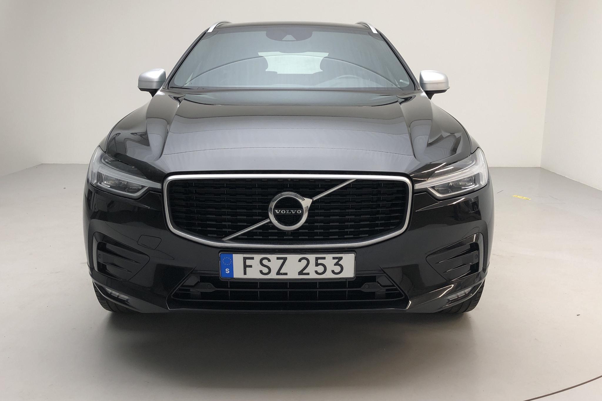 Volvo XC60 D4 AWD (190hk) - 7 792 mil - Automat - svart - 2018