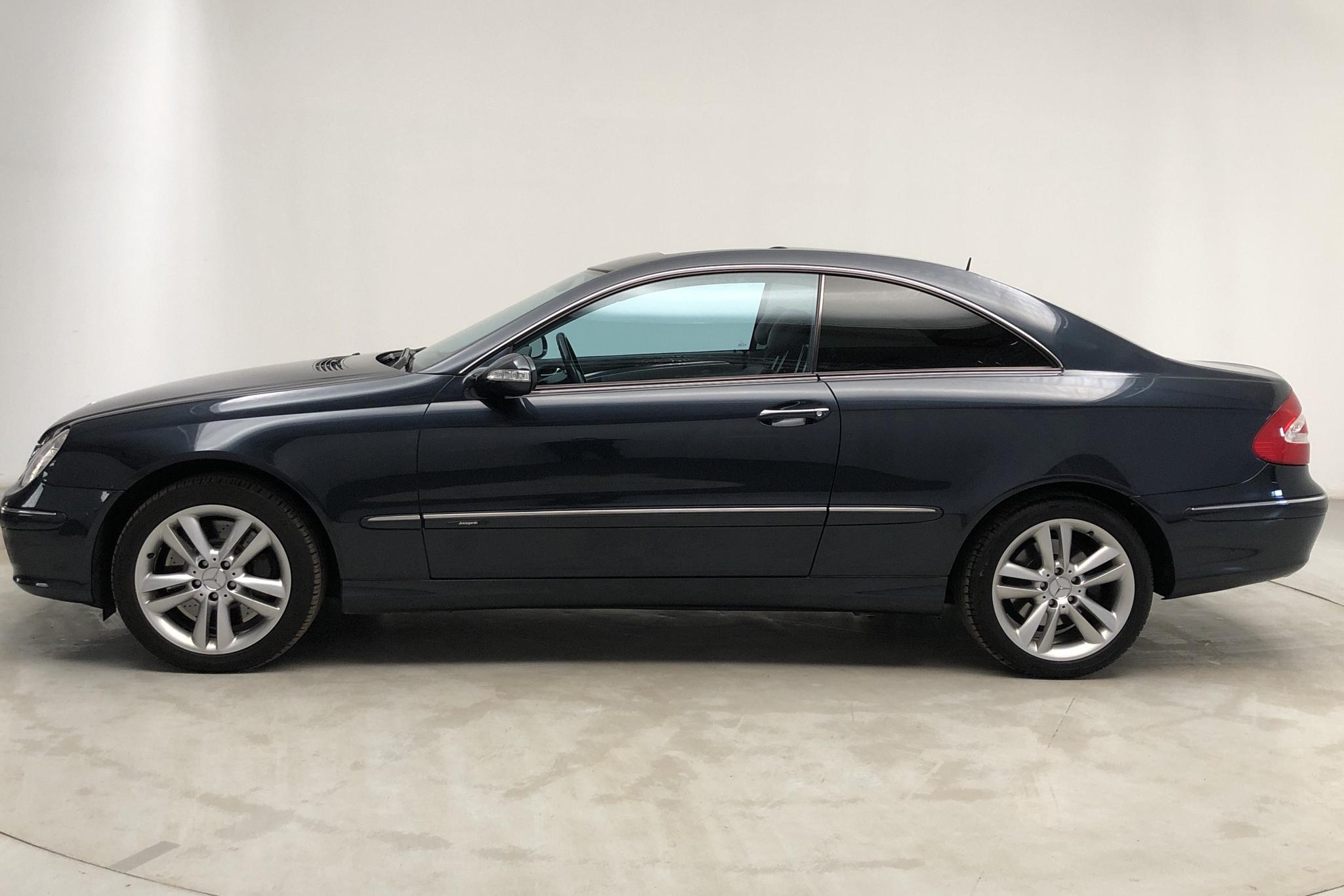 Mercedes CLK 500 C209 (306hk) - 143 920 km - Automatic - black - 2003