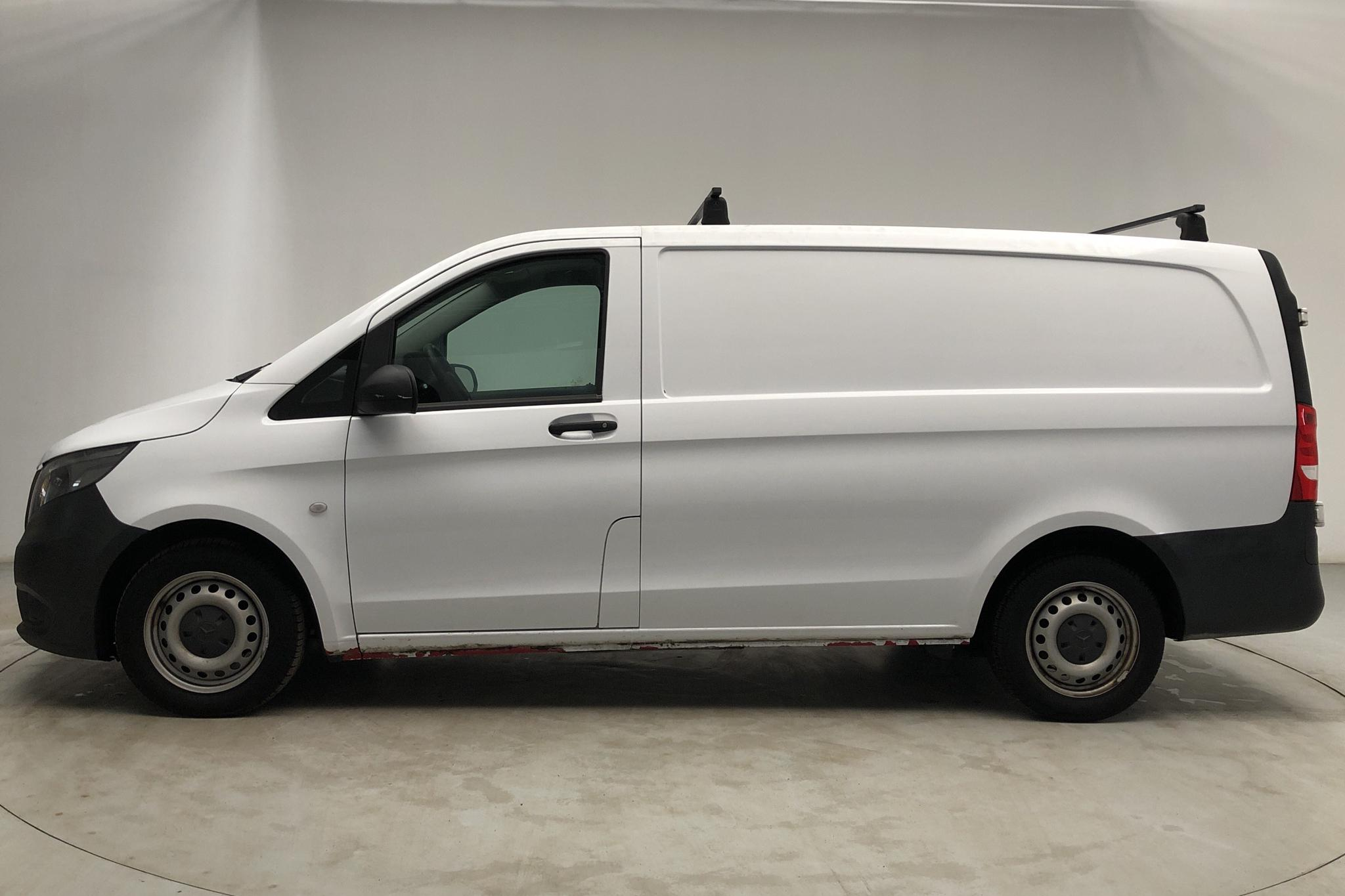 Mercedes Vito 109 CDI W640 (88hk) - 13 534 mil - Manuell - vit - 2015