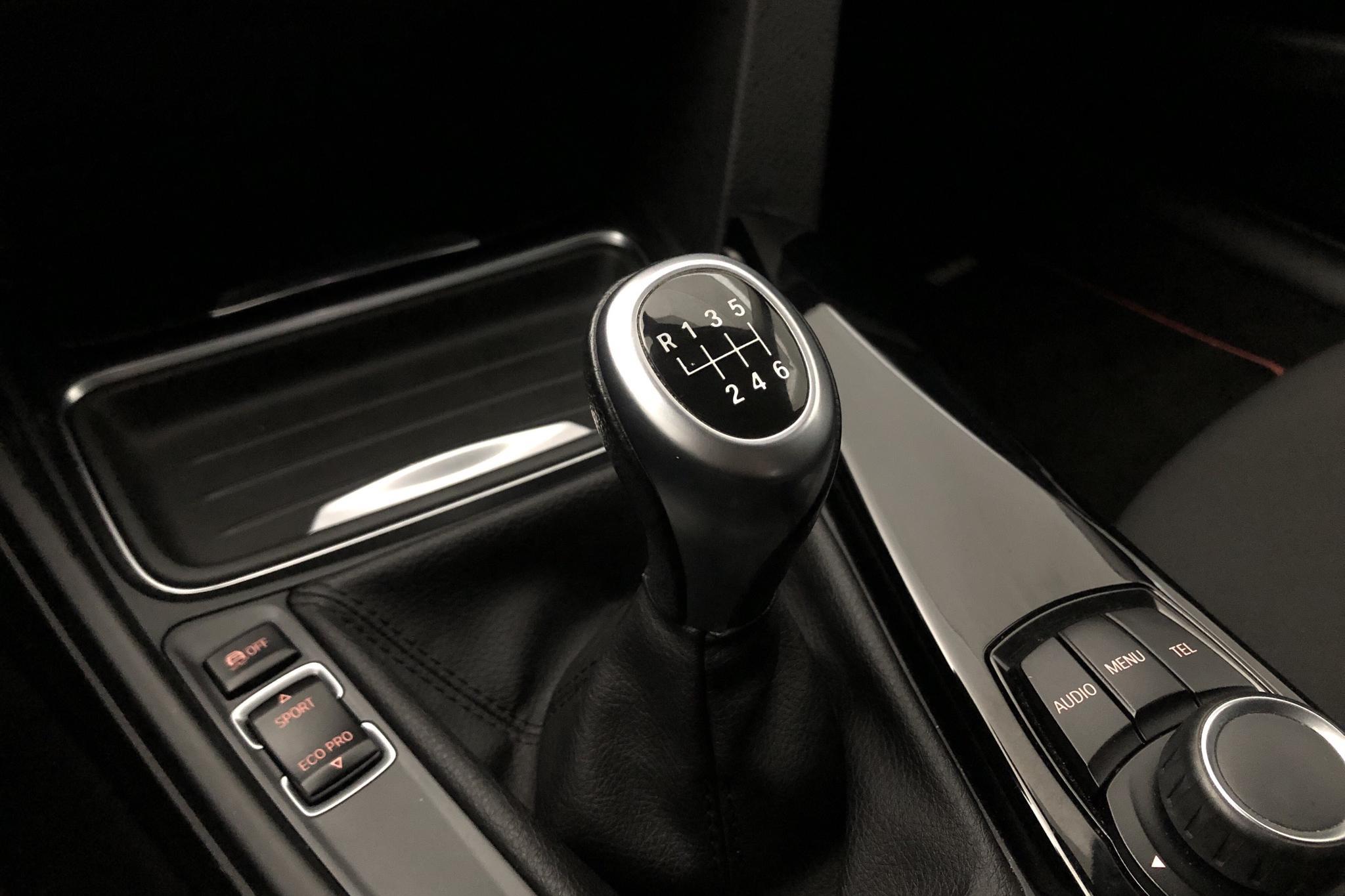 BMW 320d Sedan, F30 (184hk) - 110 410 km - Manual - silver - 2012