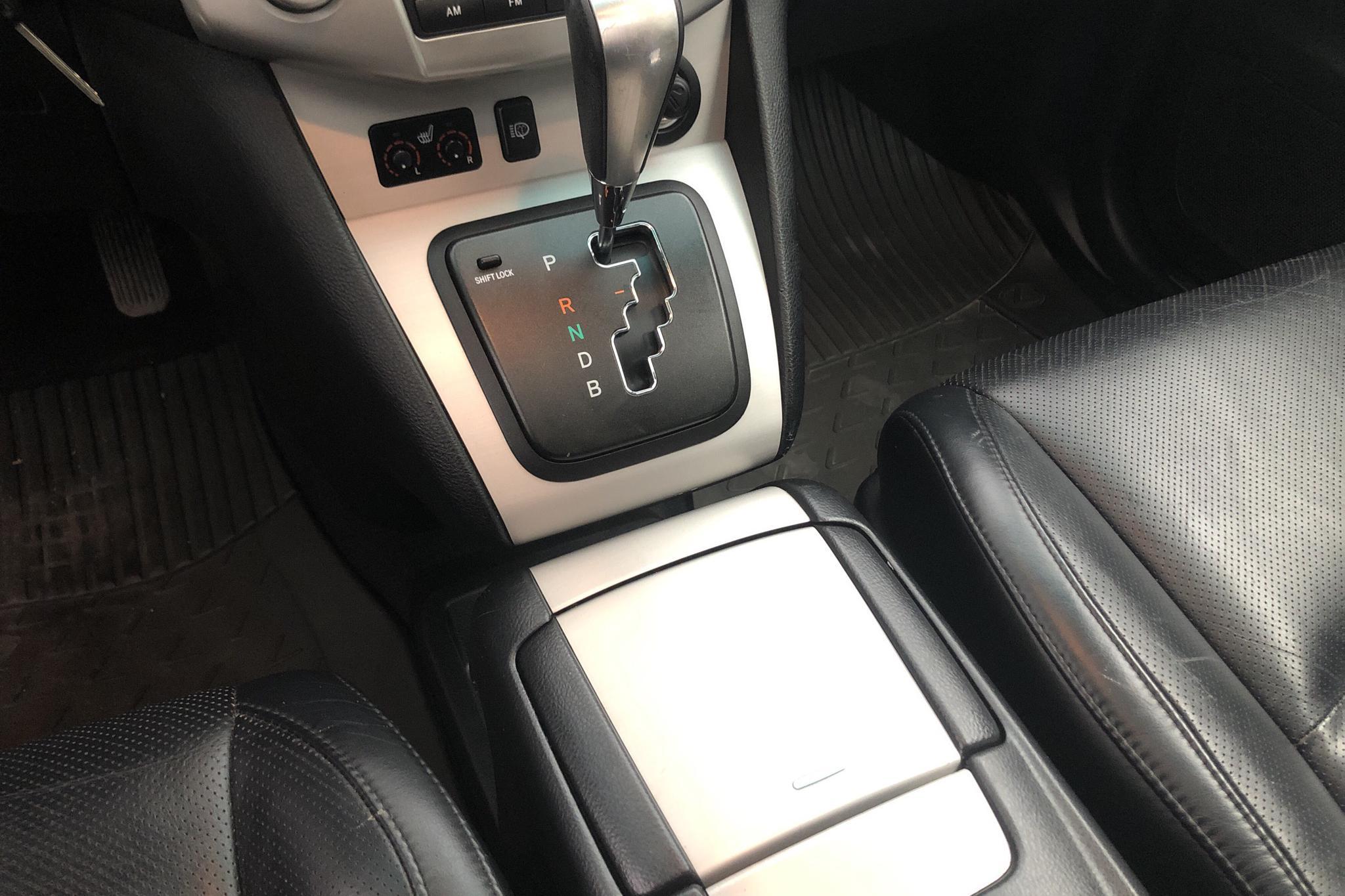 Lexus RX 400h (211hk) - 21 373 mil - Automat - silver - 2008
