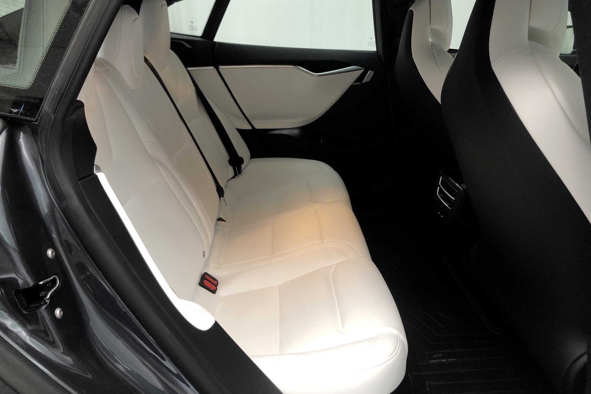 Tesla Model S 100D - 106 100 km - Automatic - gray - 2017