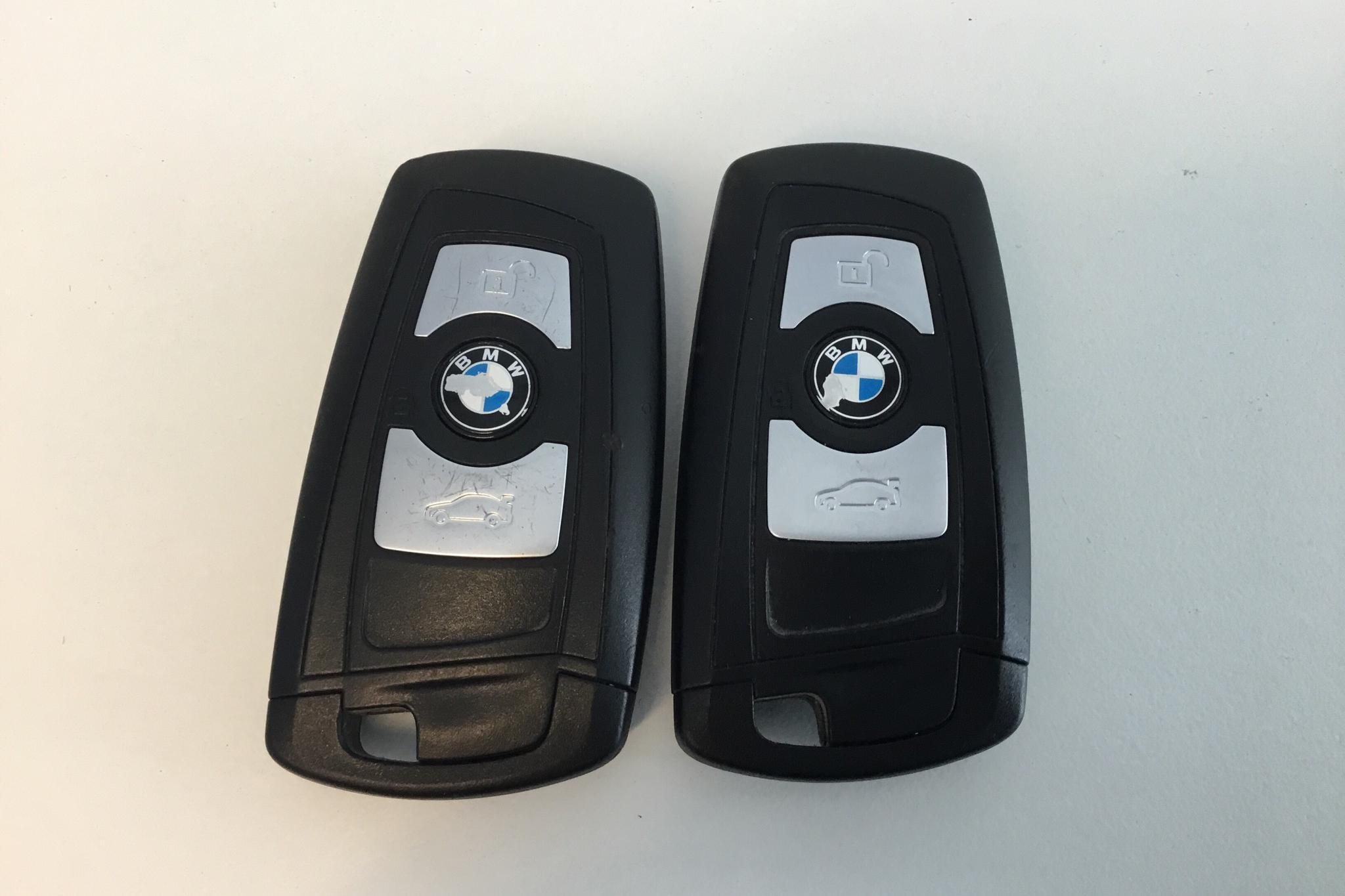 BMW 435i Coupé, F32 (306hk) - 12 402 mil - Automat - svart - 2015