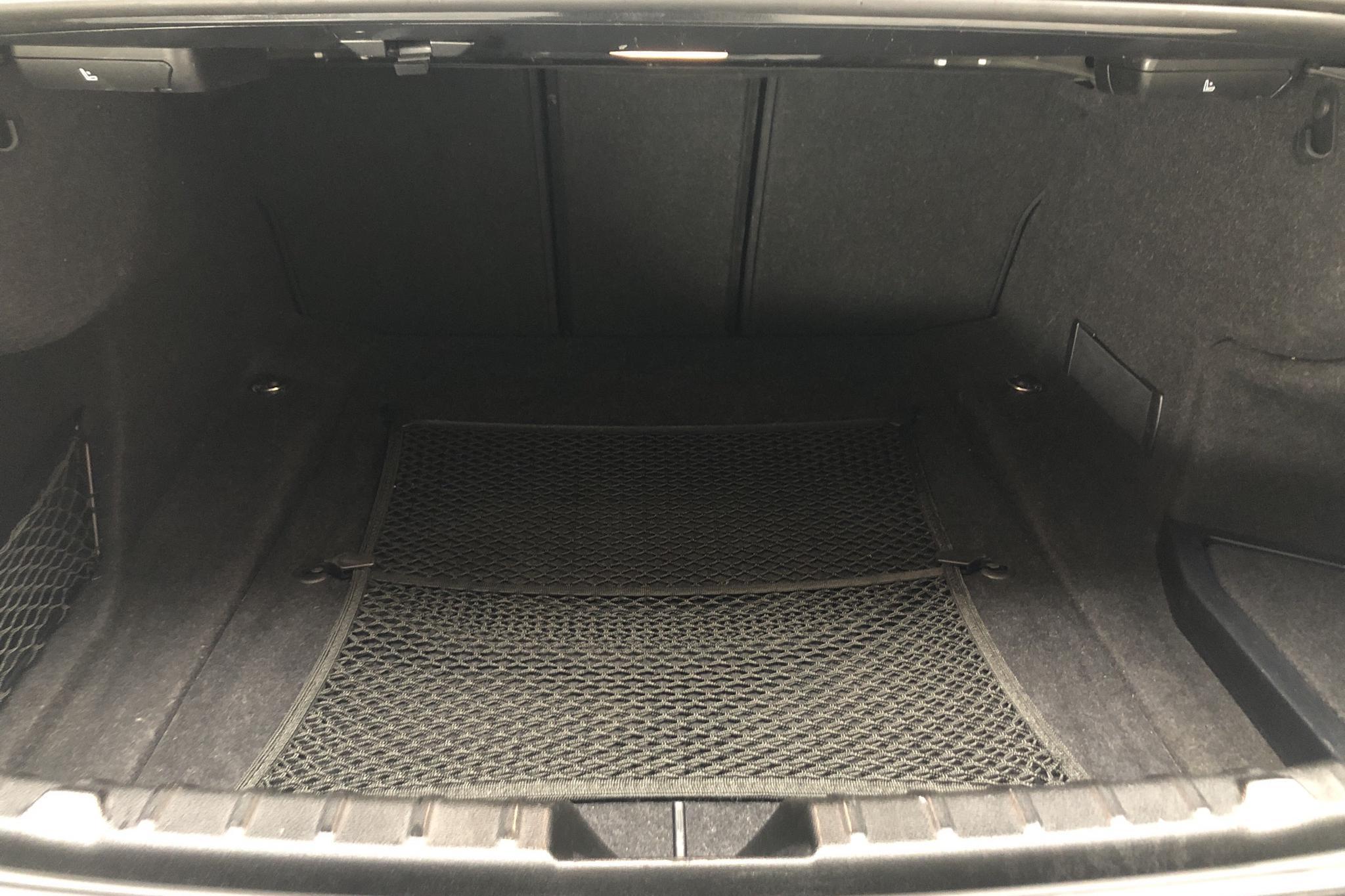 BMW 435i Coupé, F32 (306hk) - 124 020 km - Automatic - black - 2015