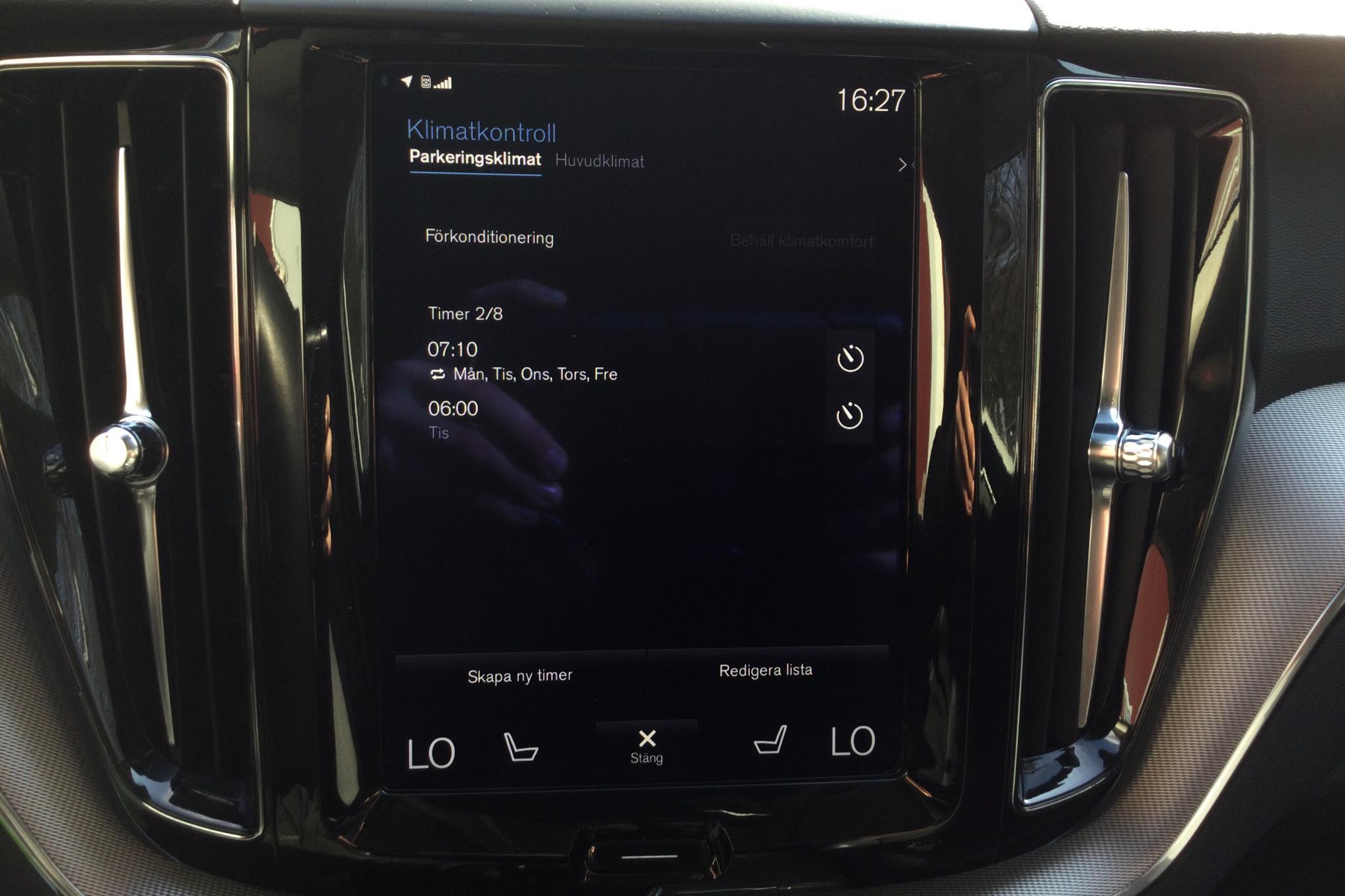 Volvo XC60 D4 AWD (190hk) - 13 518 mil - Automat - grå - 2018