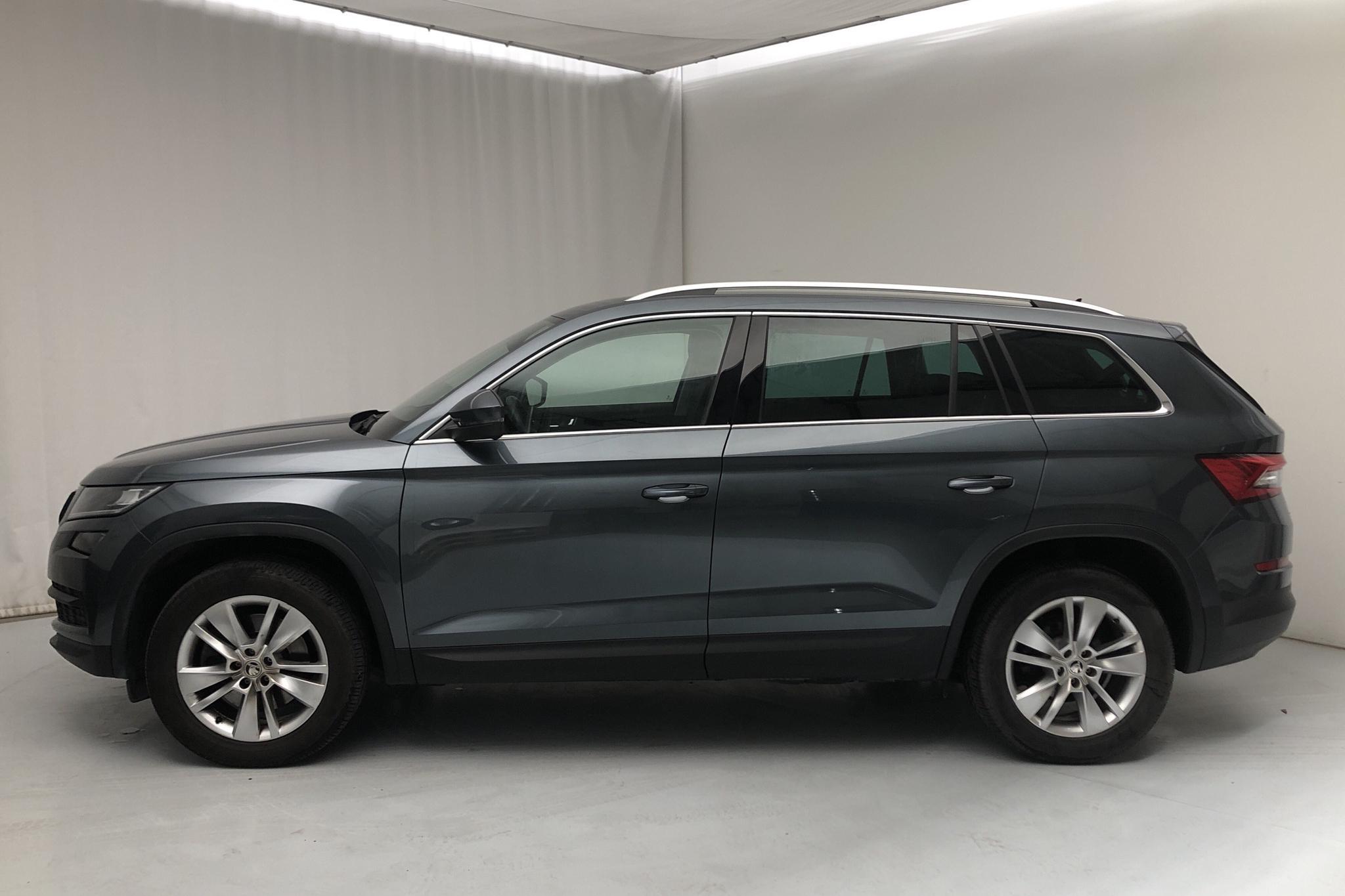 Skoda Kodiaq 2.0 TSI 4X4 (180hk) - 63 010 km - Automatic - gray - 2018