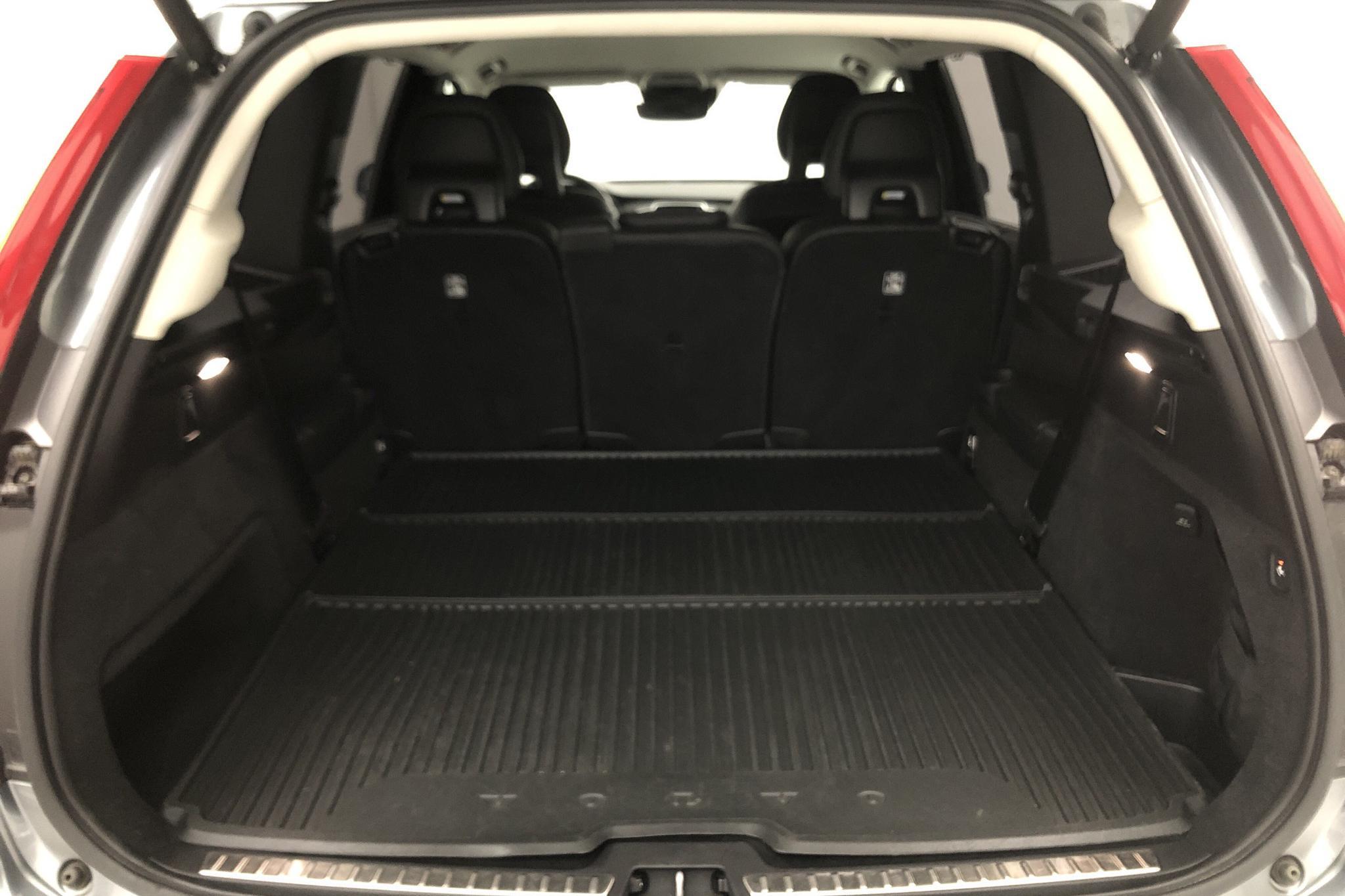 Volvo XC90 D4 AWD (190hk) - 5 797 mil - Automat - grå - 2018