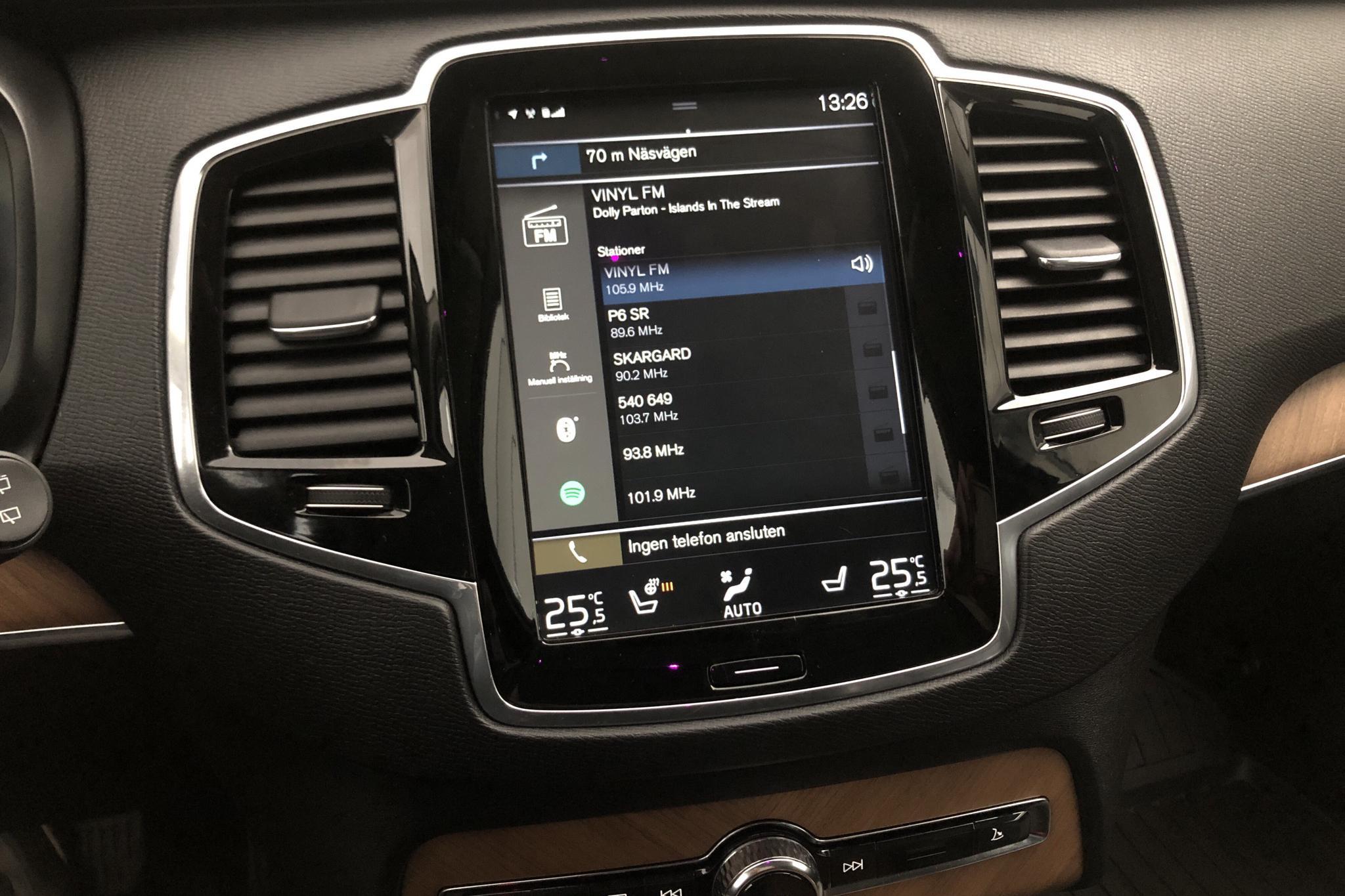 Volvo XC90 D4 AWD (190hk) - 57 970 km - Automatic - gray - 2018