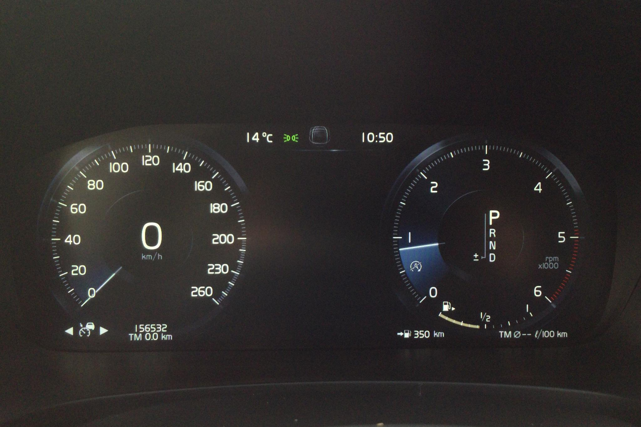 Volvo V90 D4 Cross Country AWD (190hk) - 156 530 km - Automatic - black - 2019