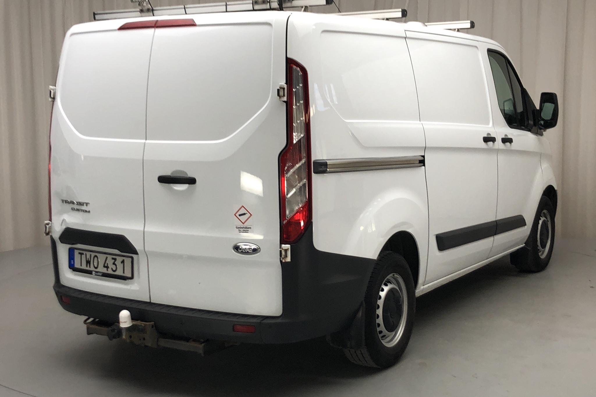 Ford Transit Custom 270 (100hk) - 87 280 km - Manual - white - 2015