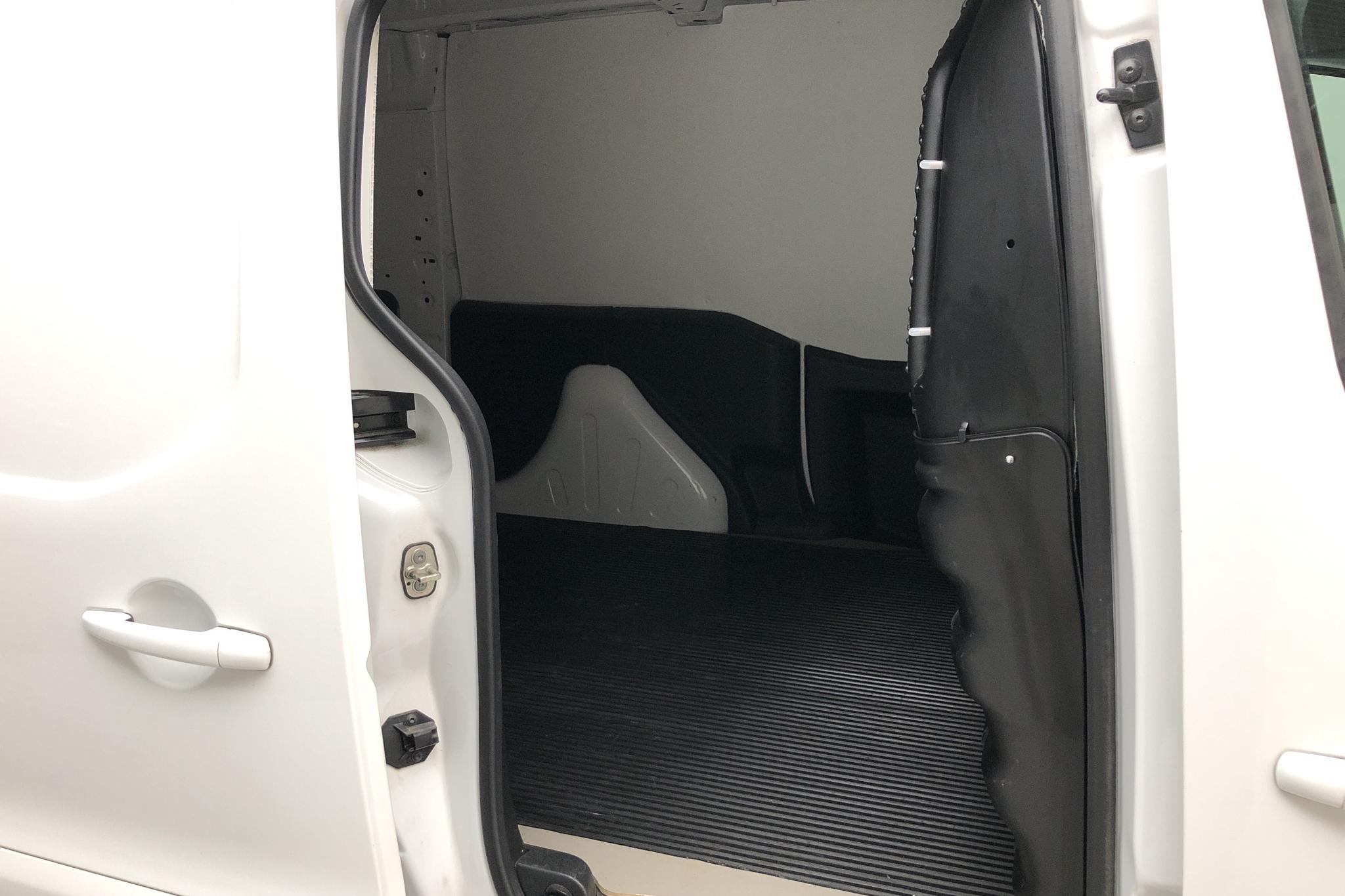 Citroen Berlingo III 1.6 HDi Skåp (90hk) - 101 810 km - Manual - white - 2015
