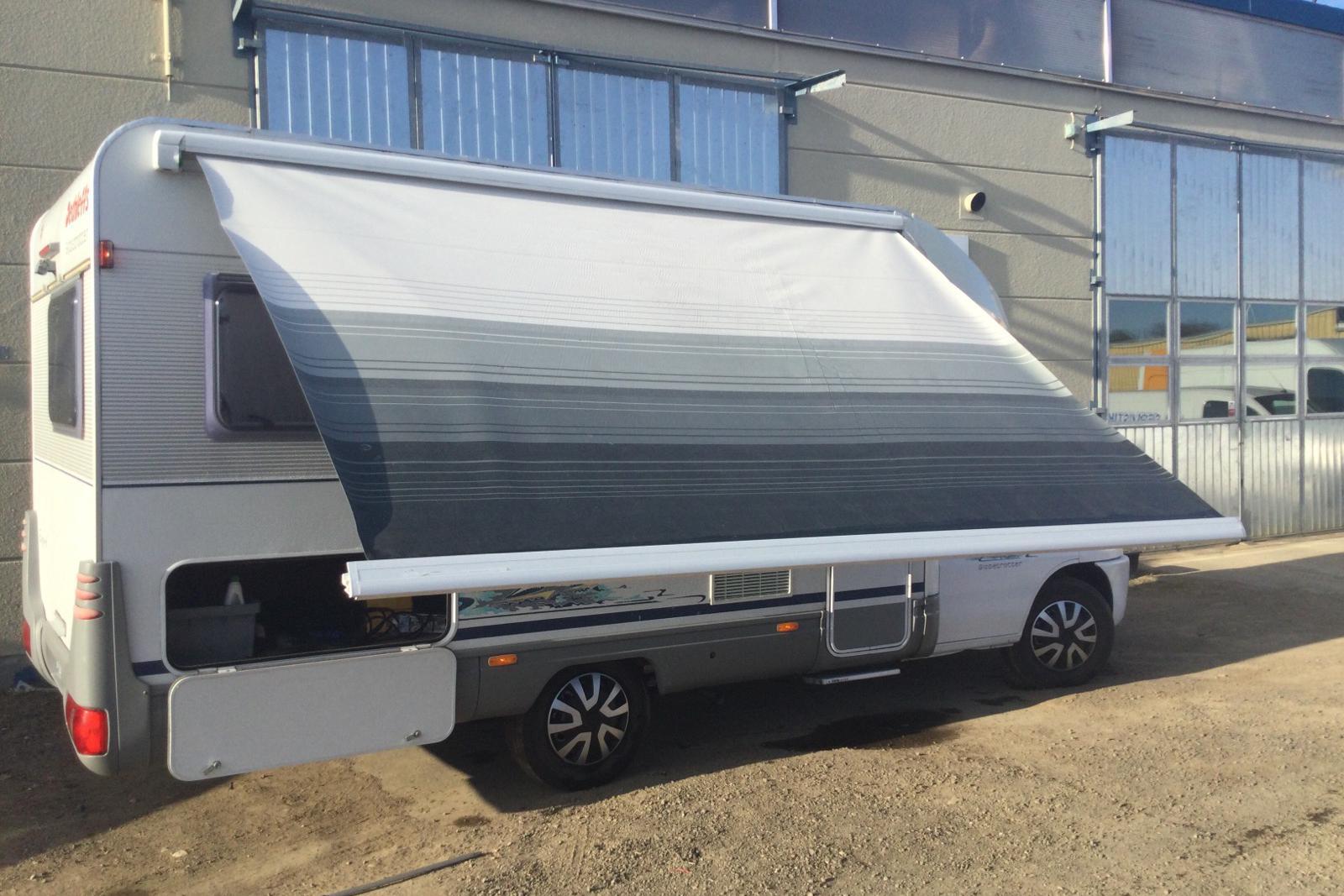 FIAT Dethleffs Globetrotter Esprit H5940 Husbil - 10 167 mil - Manuell - 2000