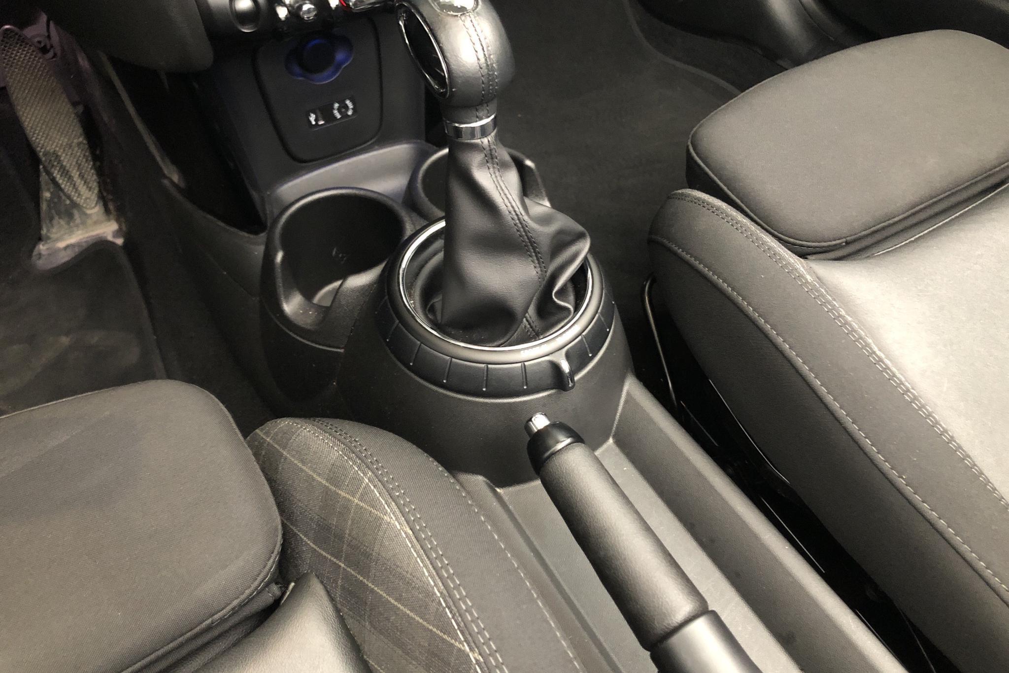 MINI Cooper Cabriolet (136hk) - 27 640 km - Automatic - gray - 2016