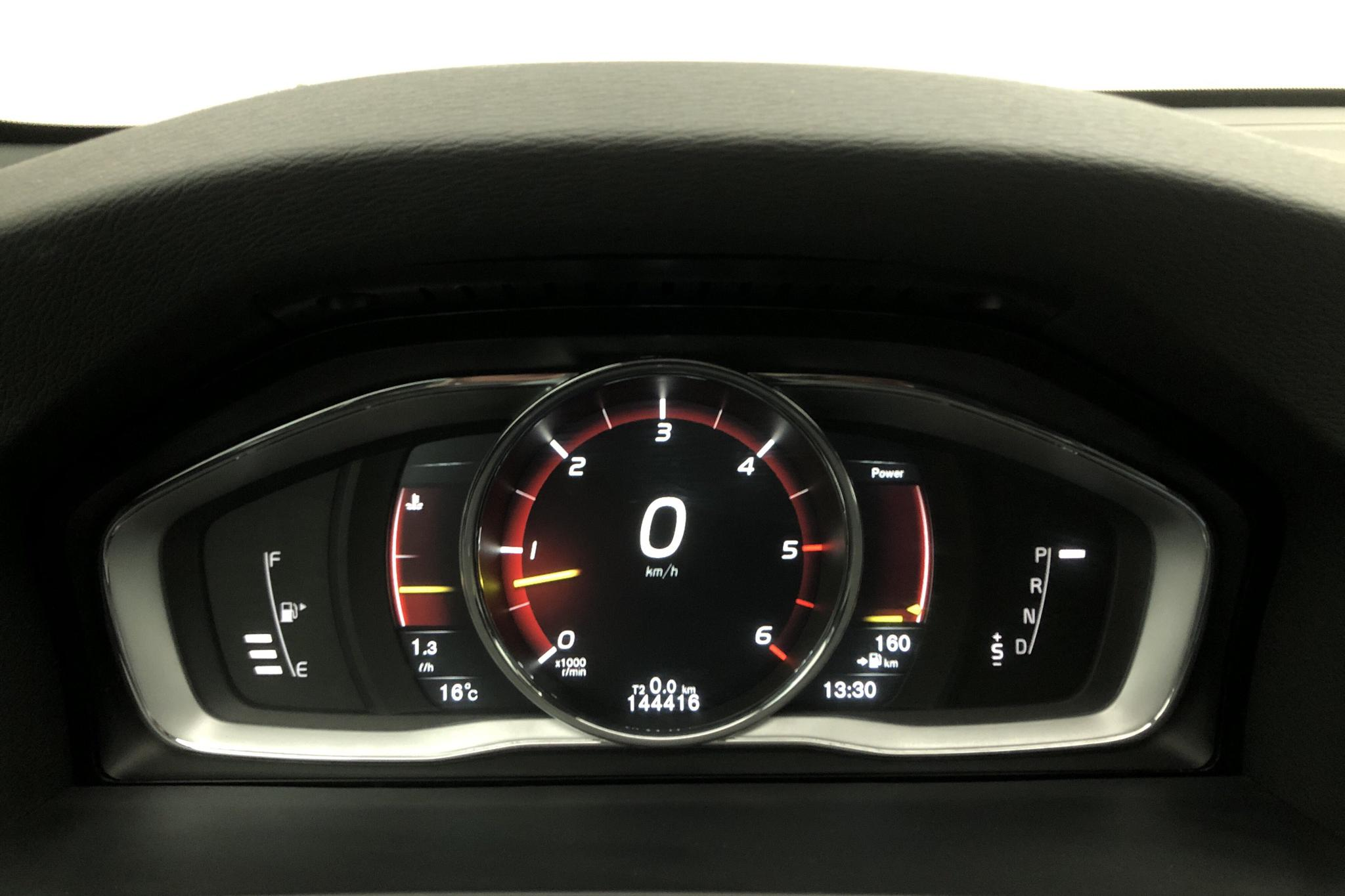 Volvo V60 D4 Cross Country AWD (190hk) - 144 410 km - Automatic - white - 2018