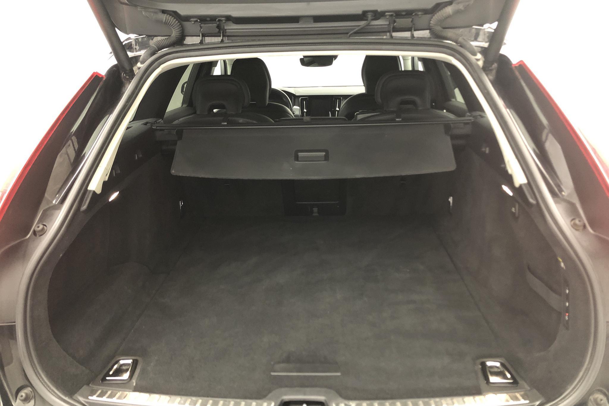 Volvo V90 T5 (250hk) - 10 682 mil - Automat - svart - 2019